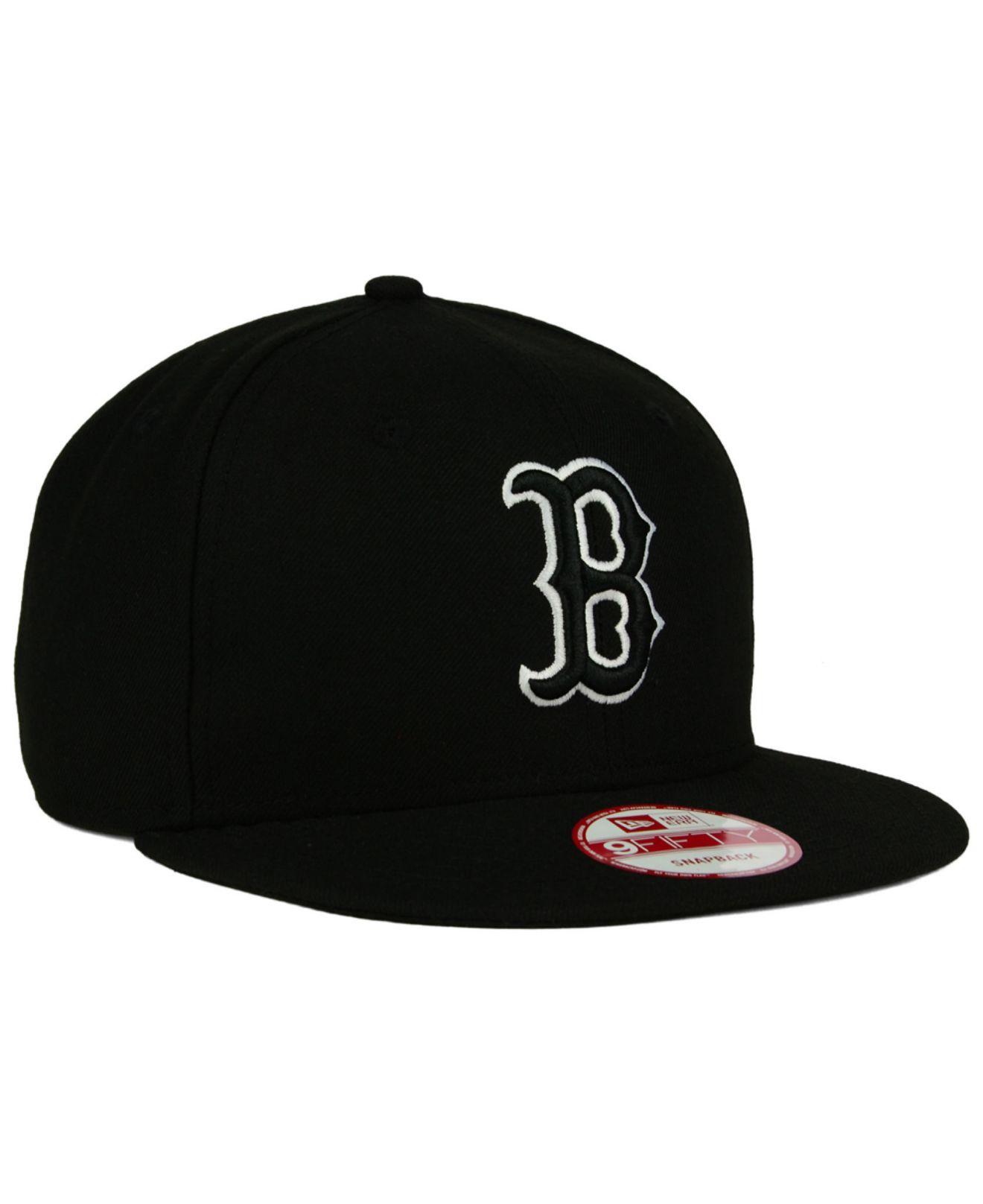 new concept 5d962 50e02 ... canada lyst ktz ucla bruins black white 9fifty snapback cap in black  for men d033c 91c08