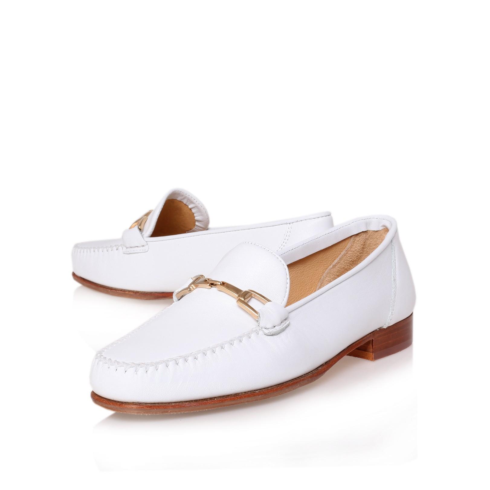 Carvela White Kurt Geiger Shoes