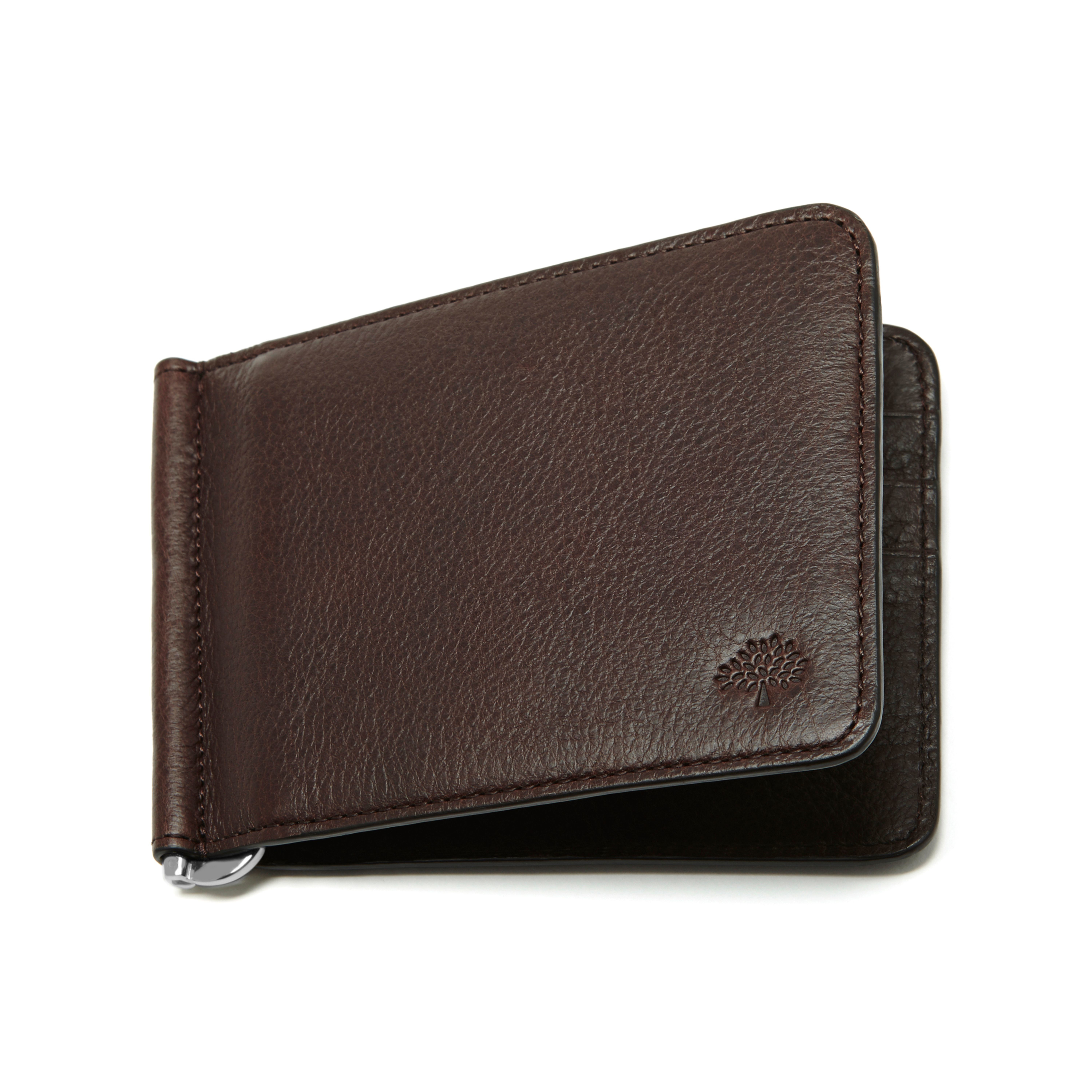 39f6c8e6b4 ... germany lyst mulberry money clip wallet in brown for men 346d4 9b2cf
