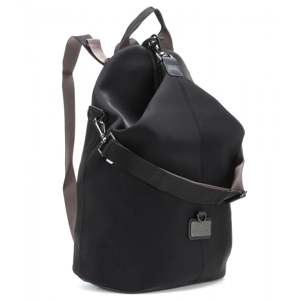 Lyst - adidas By Stella McCartney Studio Bag in Black b2a8b3667b