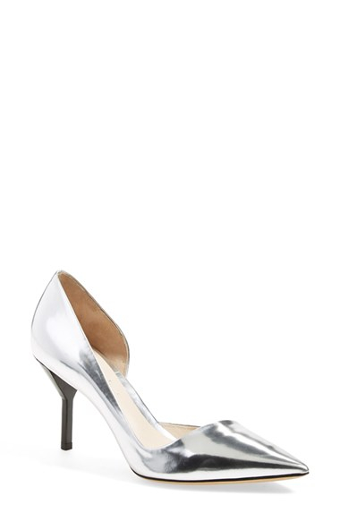 clearance good selling 3.1 Phillip Lim Martini Half d'Orsay Pumps outlet pay with paypal order for sale footlocker finishline cheap price 93c5Qj1Qjc