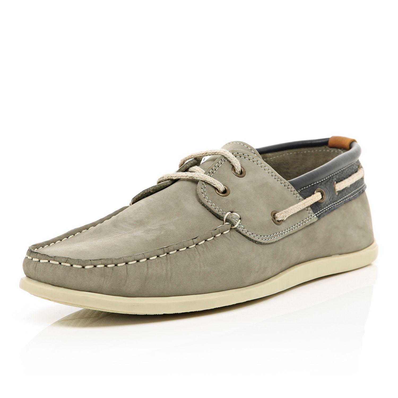 Asos River Island Boat Shoes