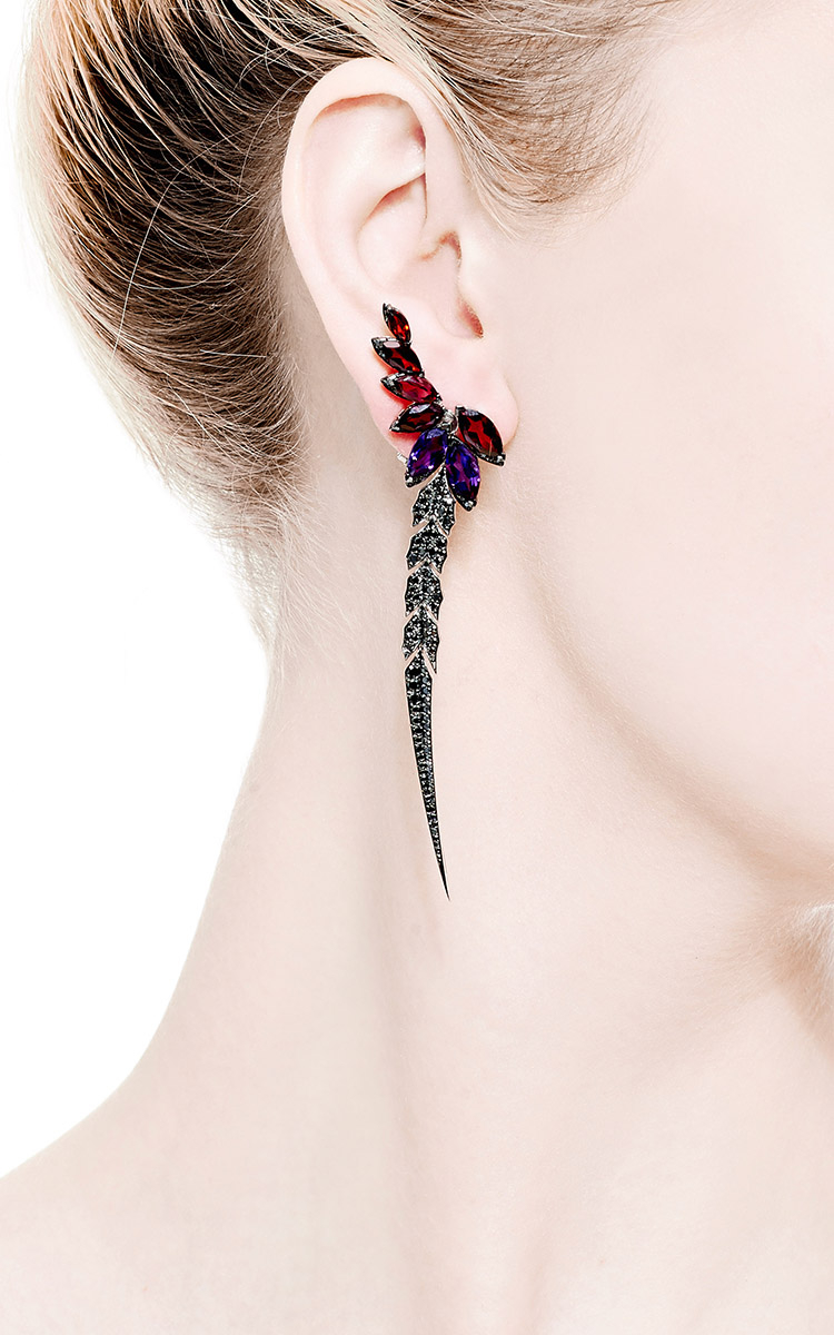 Stephen Webster British Couture Collection Earrings With