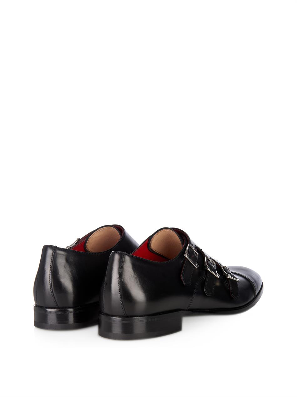 FribooTouch-strap shoes - black Rzd16aHKnx