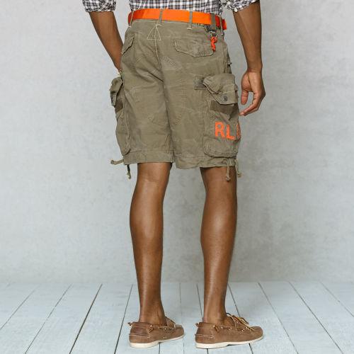 Natural For Polo Cargo Men Lauren Classicfit Ralph Canyon Short CxdBoe