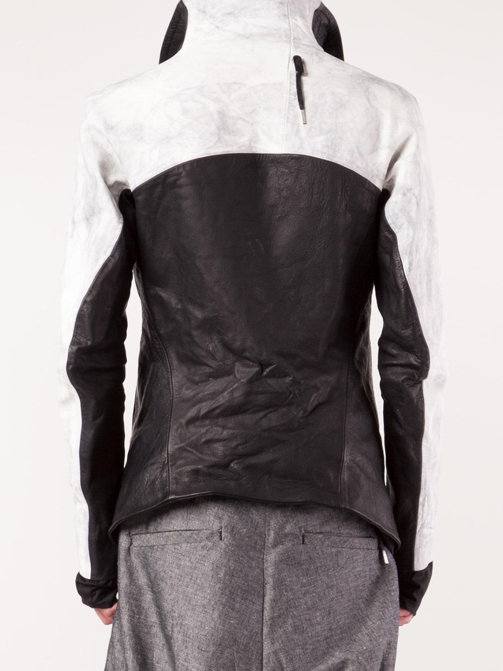 Boris Bidjan Saberi Jacket in Black for Men