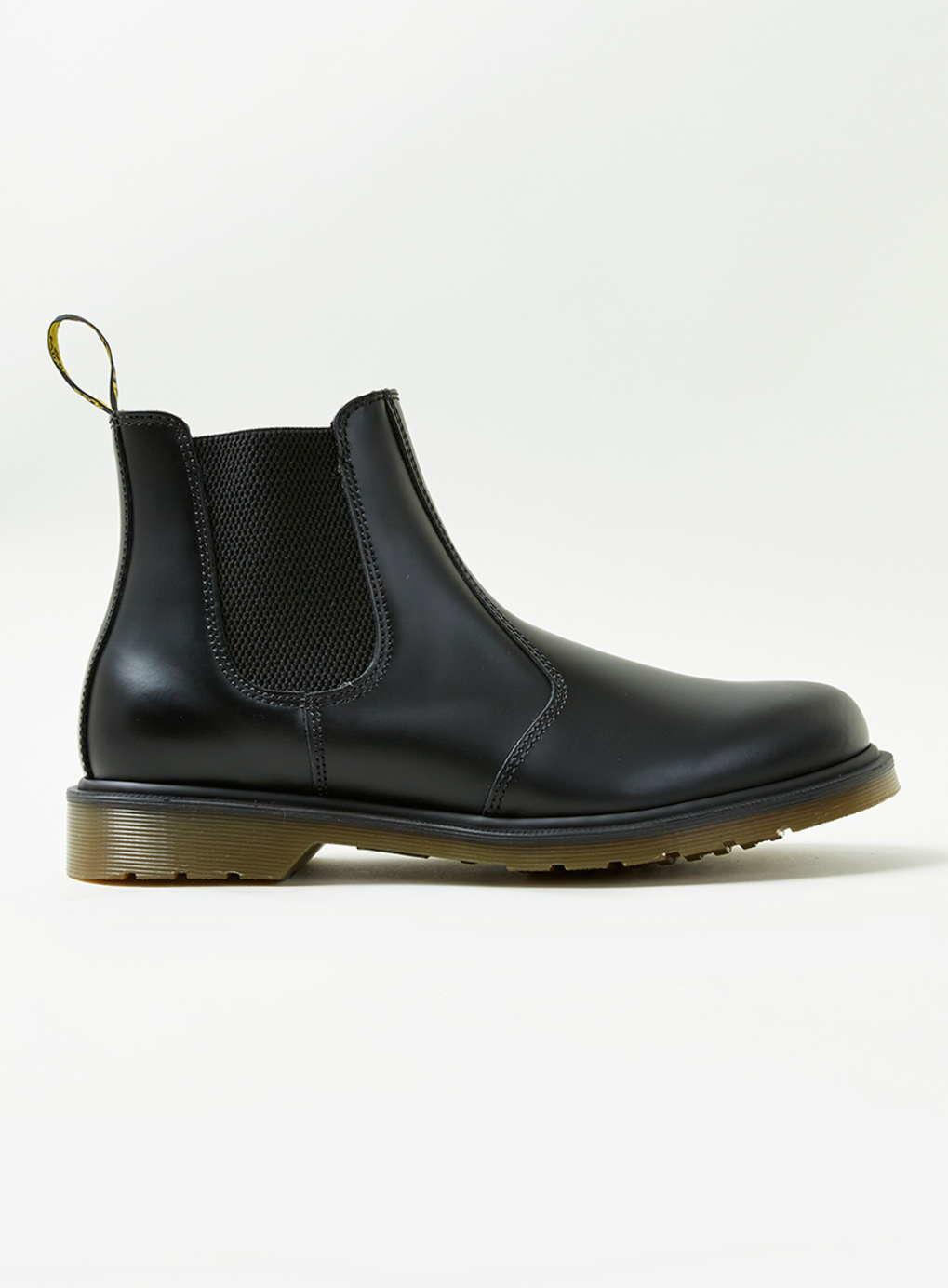 dr martens original black chelsea boots in black for men lyst. Black Bedroom Furniture Sets. Home Design Ideas