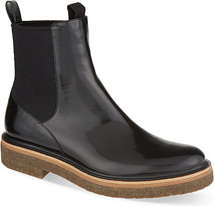 Dries van noten Bongo Ankle Boots - For Women in Black | Lyst