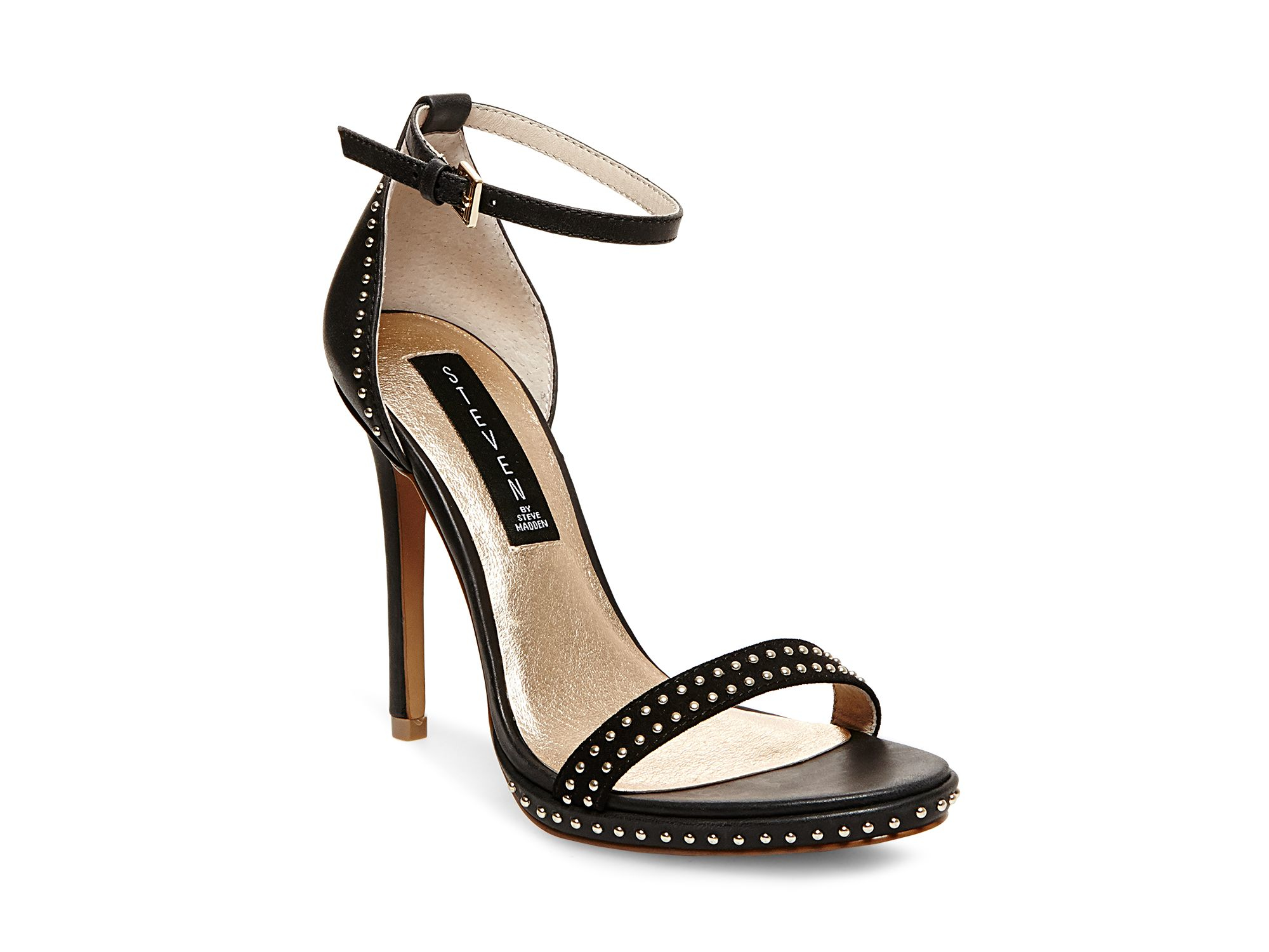 Ankle Strap Sandals High Heel