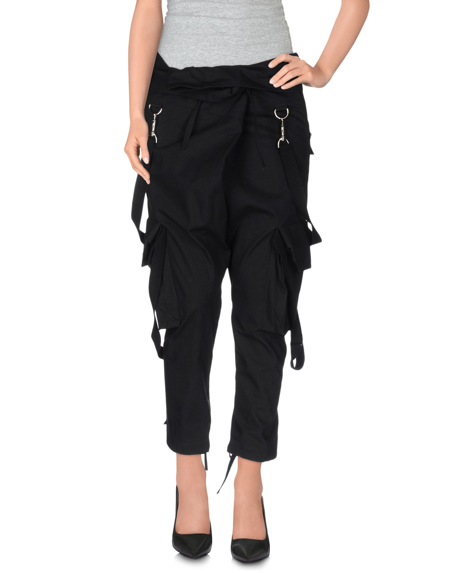 Lyst Balmain Casual Pants In Black