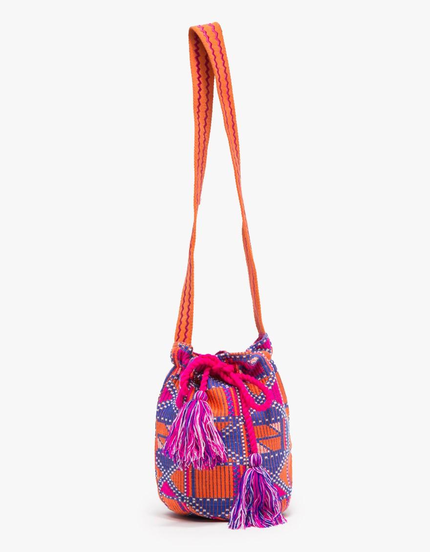Need supply co. Texas Beach Bucket Bag in Orange | Lyst