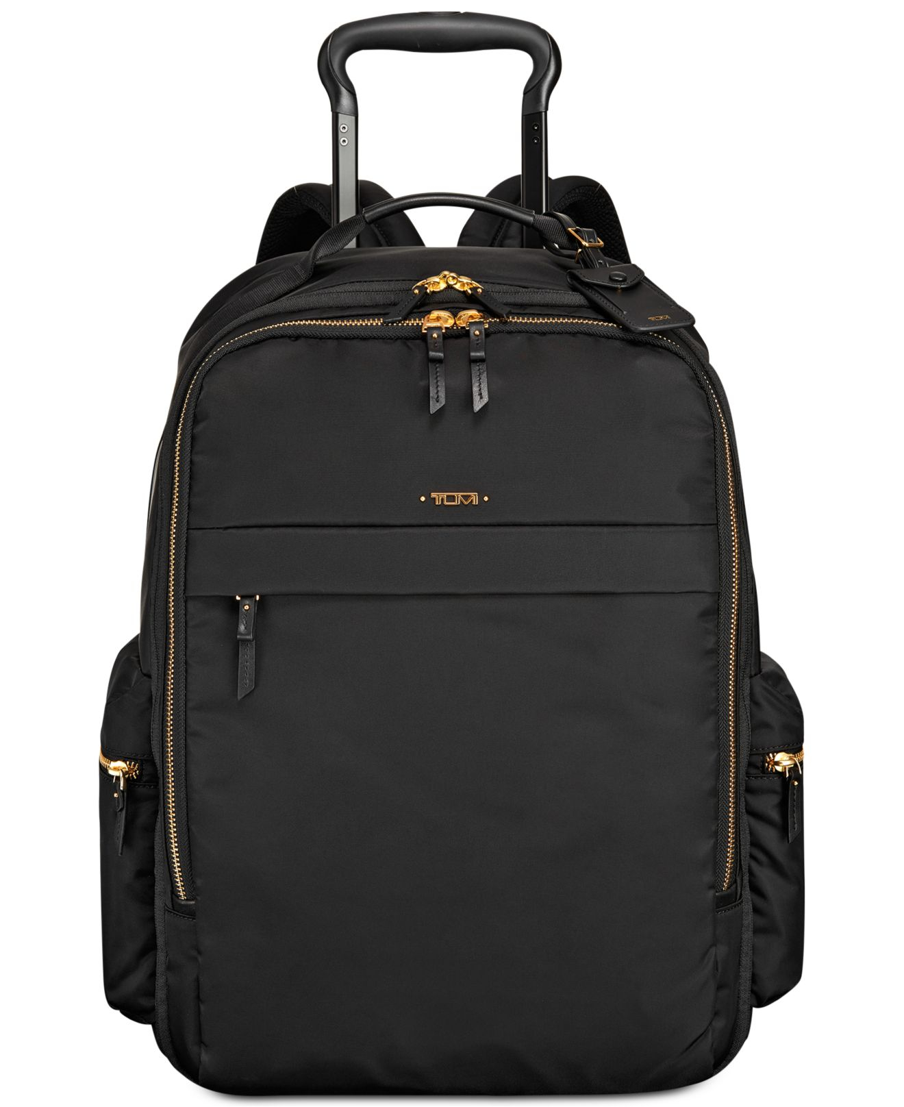 Lyst Tumi Voyageur Alta Rolling Backpack In Black For Men