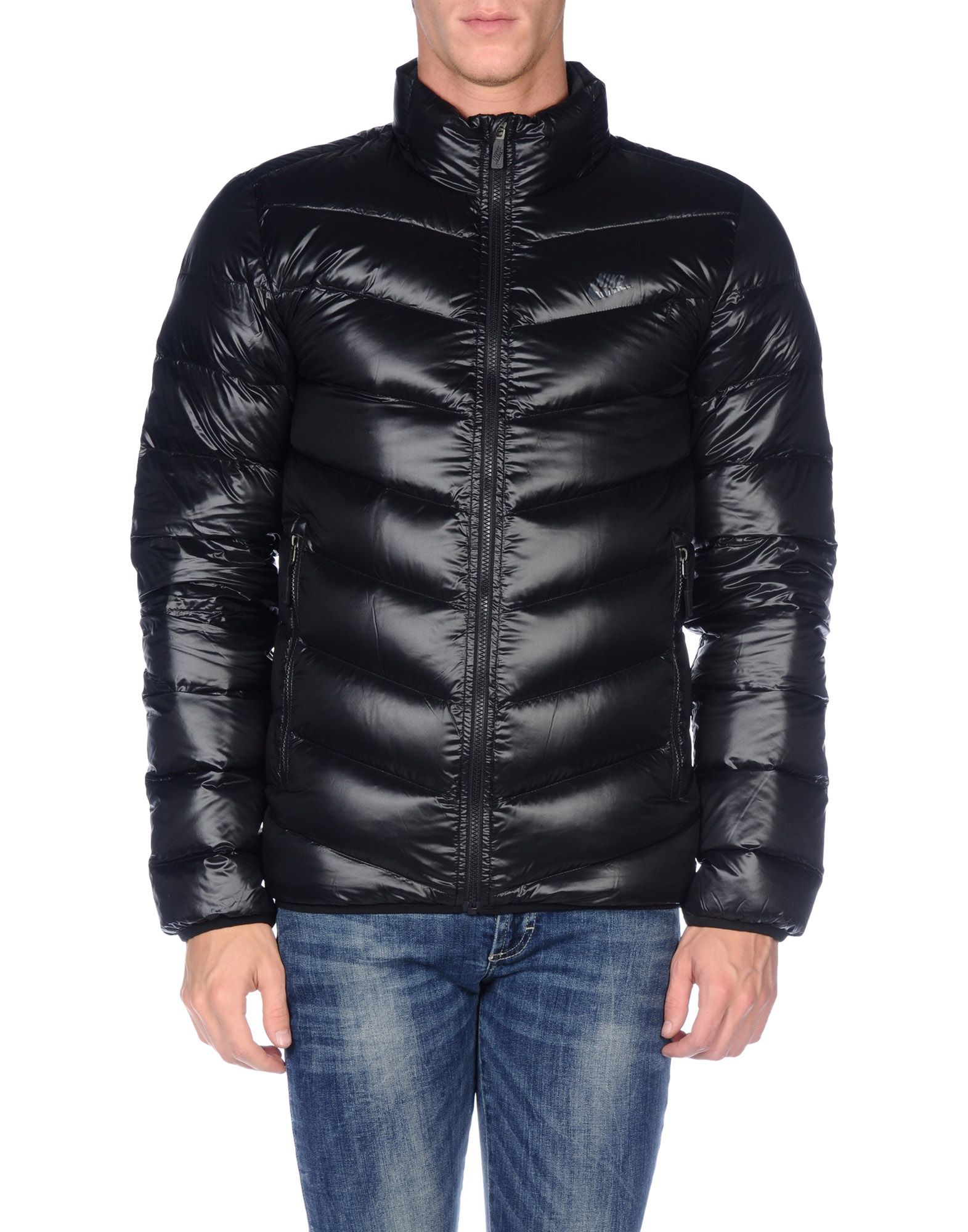Nike Down Jacket in Black for Men