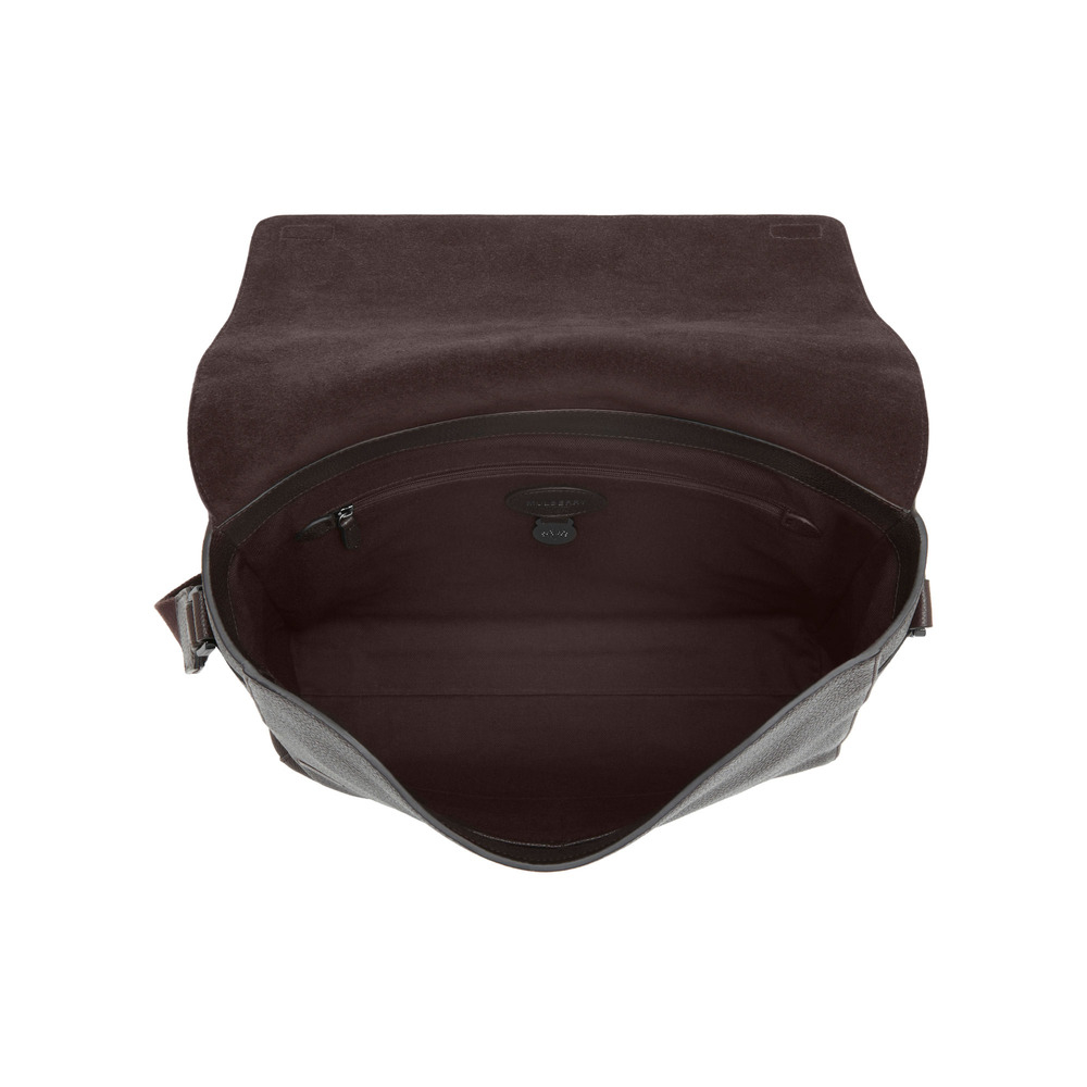 efac8f978d ... greece lyst mulberry maxwell messenger in brown for men c16ce 5b3a9