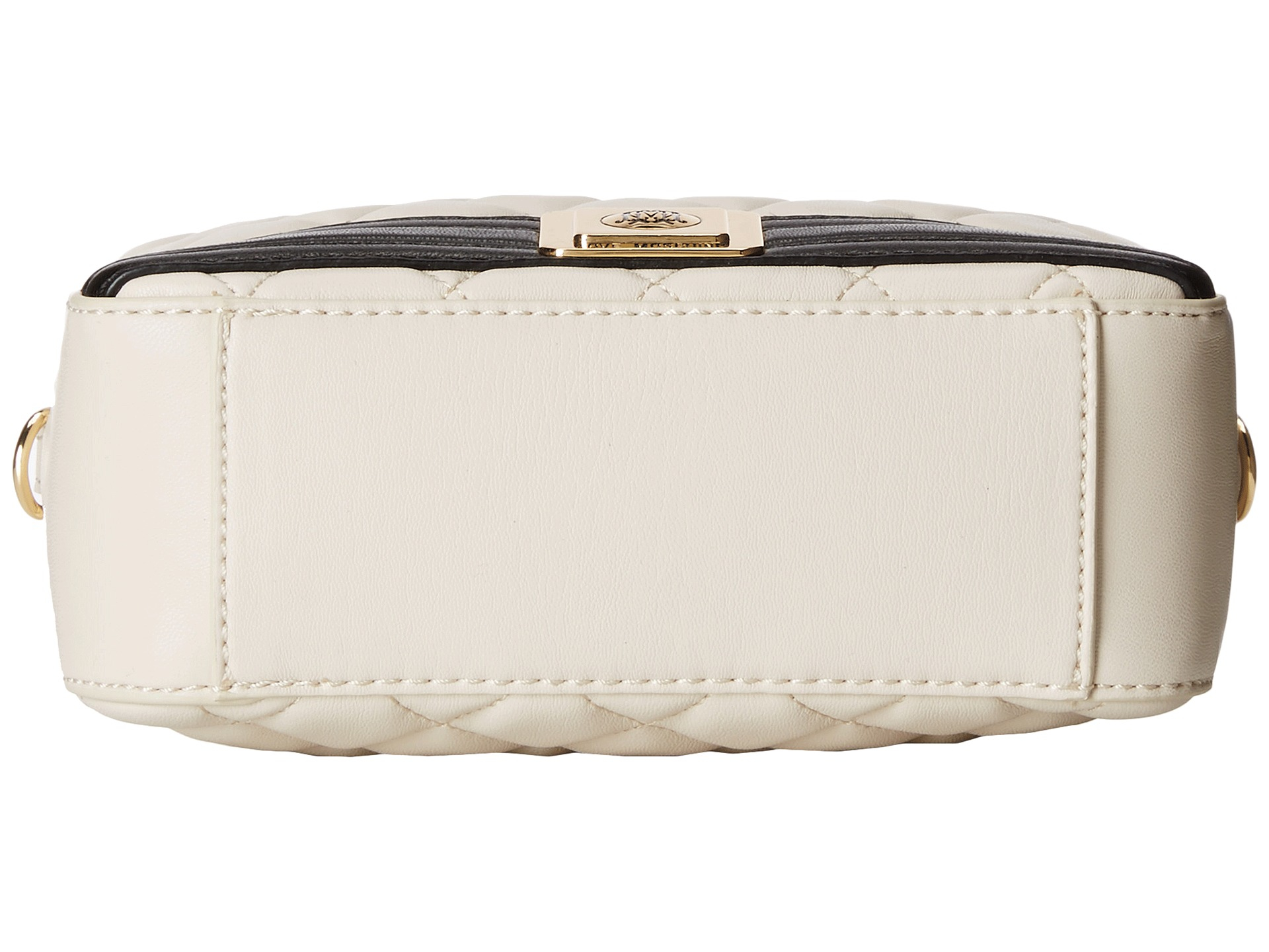 Lyst Love Moschino Quilted Square Crossbody Bag In White