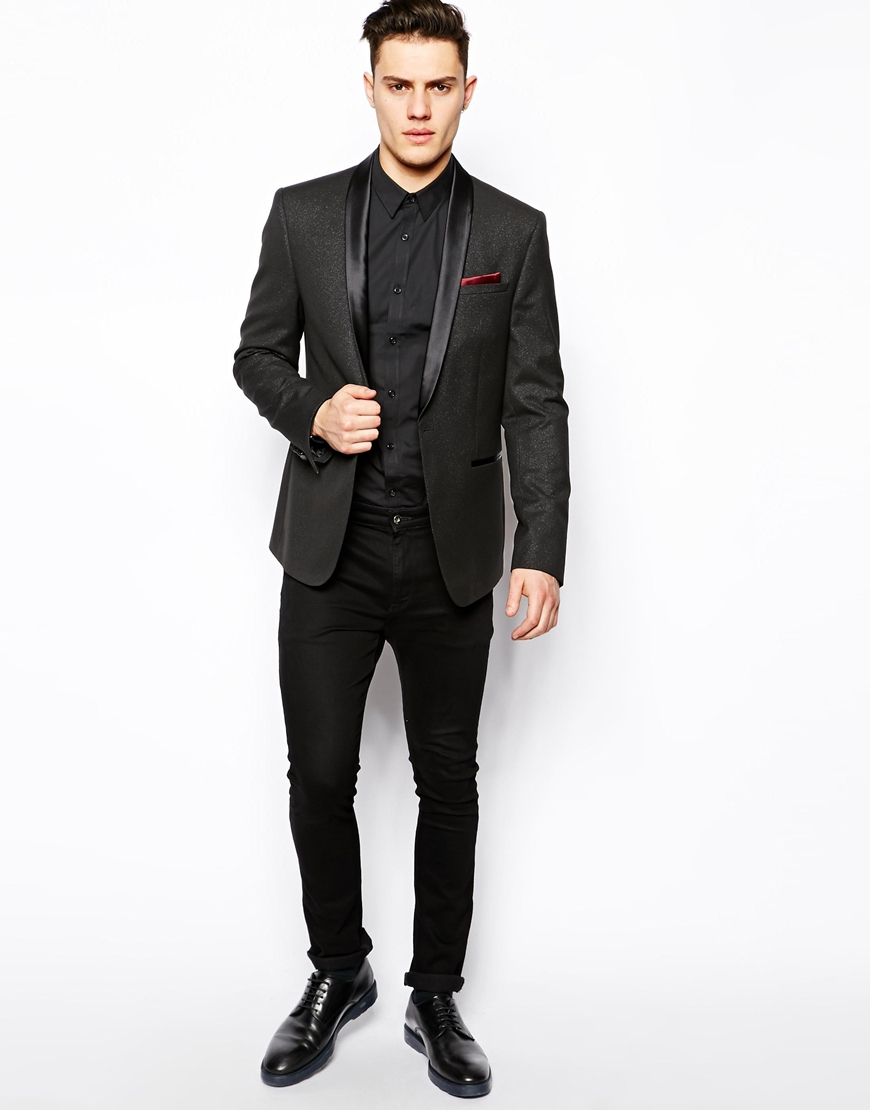 Find black skinny blazer at ShopStyle. Shop the latest collection of black skinny blazer from the most popular stores - all in one place.