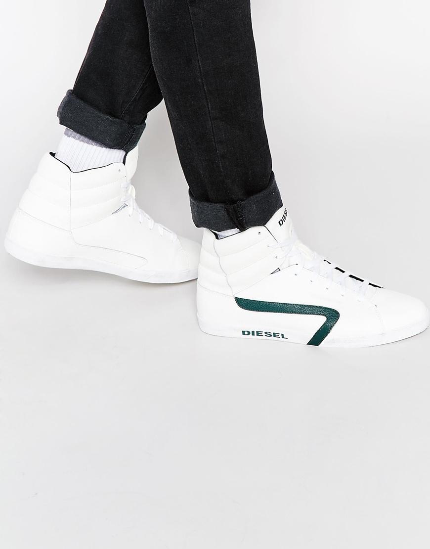 Buy Men Shoes / Diesel Klubb Hi Trainer