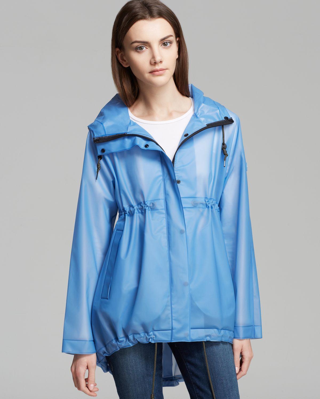Hunter Raincoat Original Clear Smock Lyst