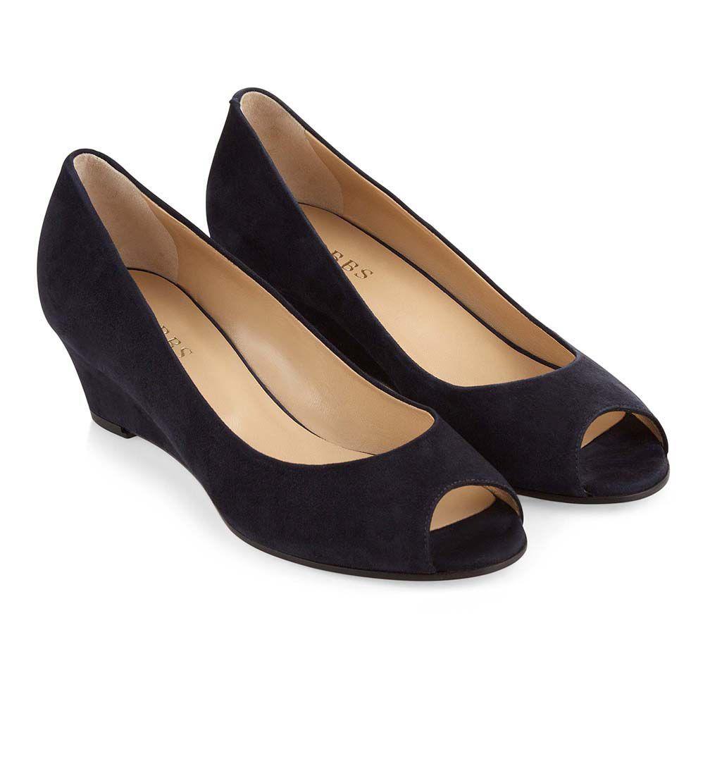 Ladies Peep Toe Shoes
