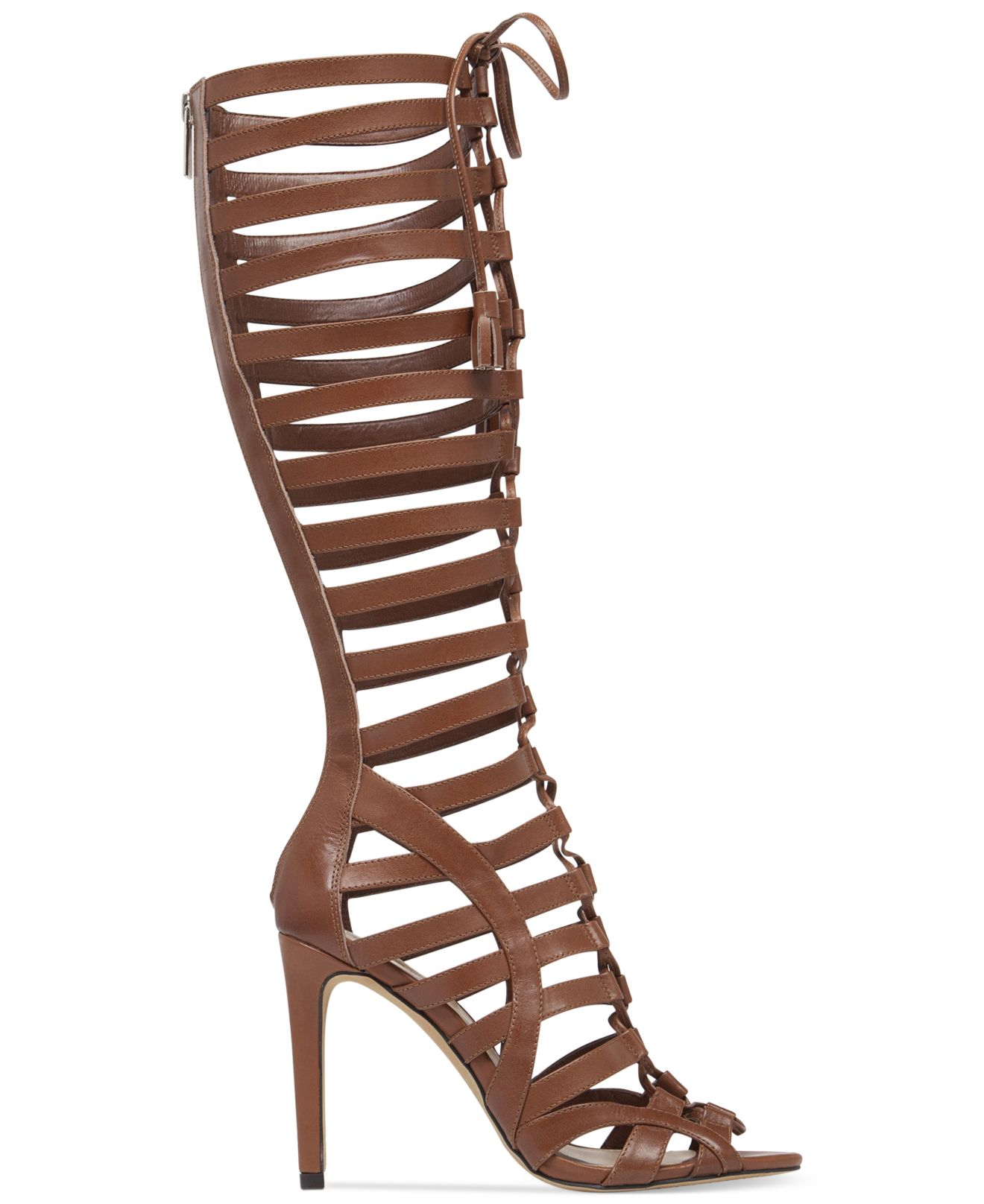 Lyst Vince Camuto Olivian Tall Lace Up Gladiator Sandals
