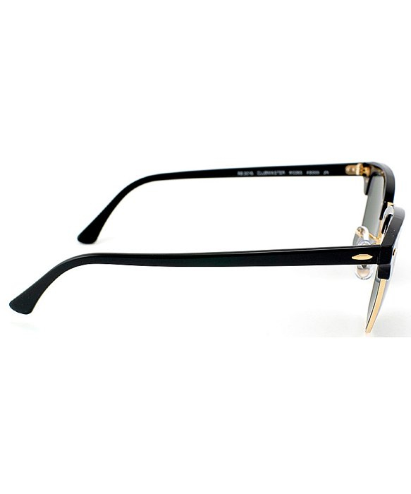 4fd197d4c712c5 ... coupon code for ray ban rb3016 clubmaster sunglasses w0365 ebony arista  gold 1bcd6 b4a30