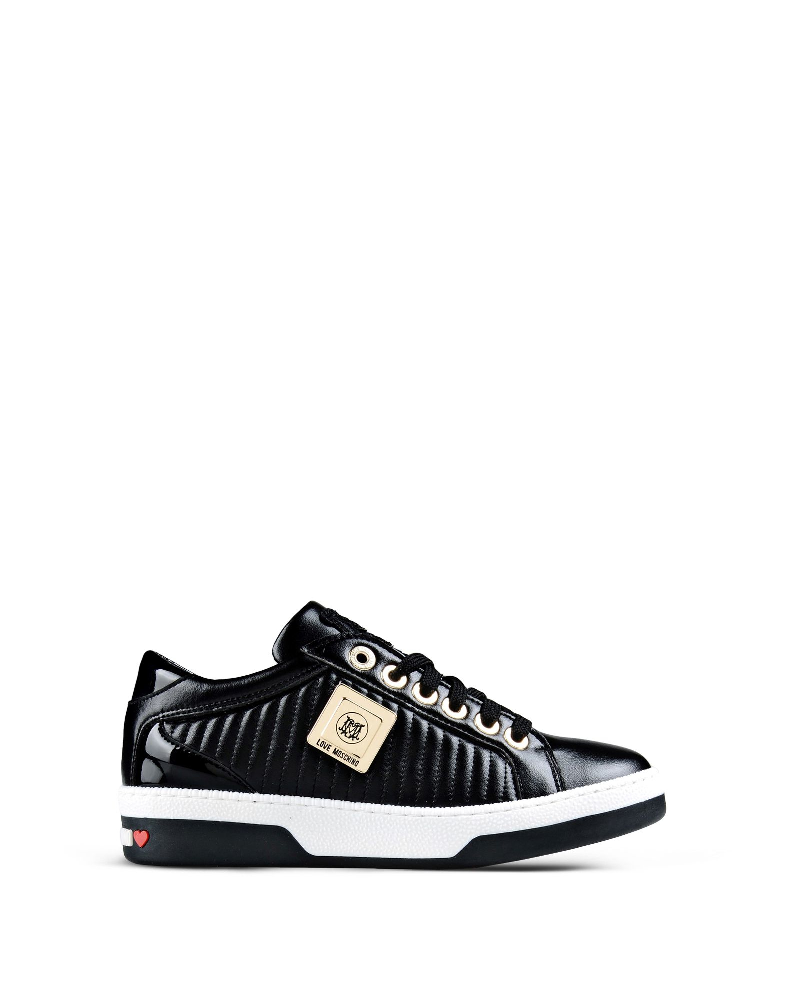 Love Moschino Sneakers in Black