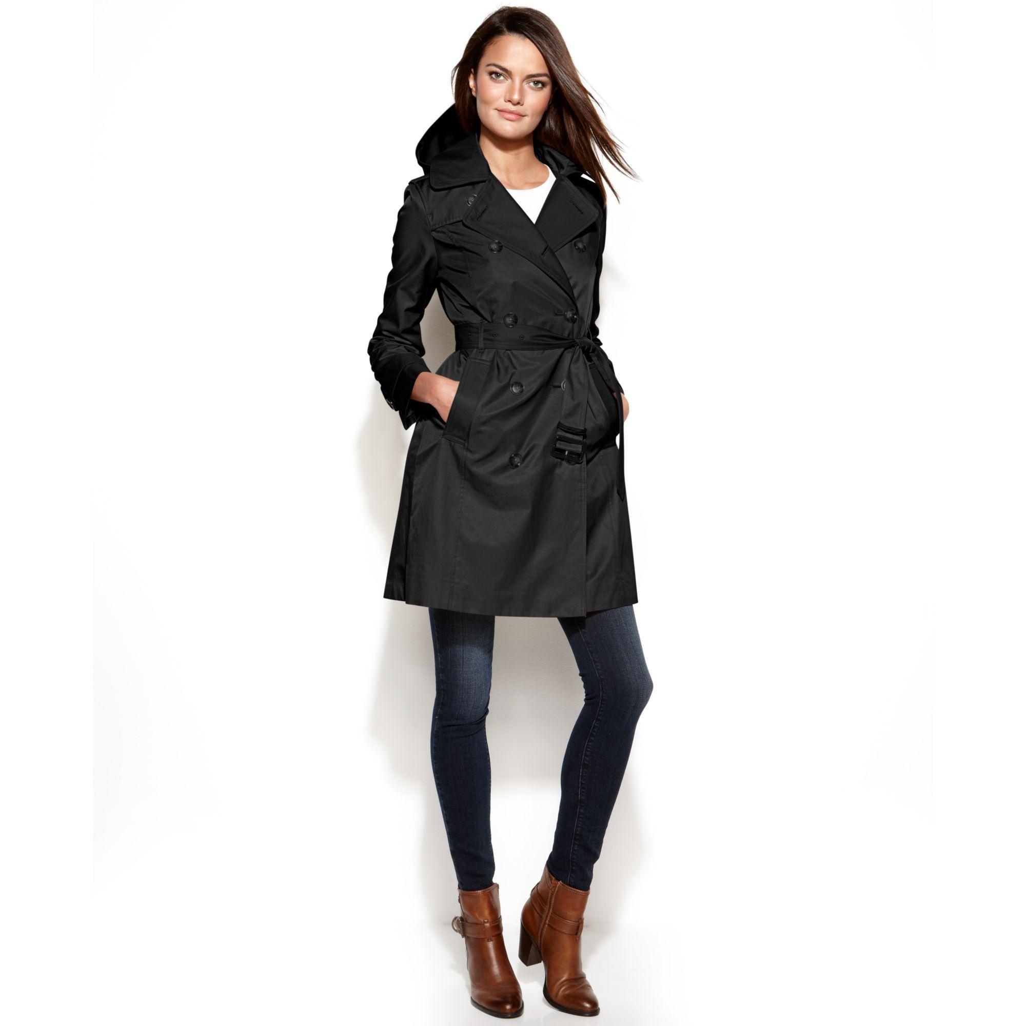Amazing deal on chiara boni la petite robe women's margit rose trench coat