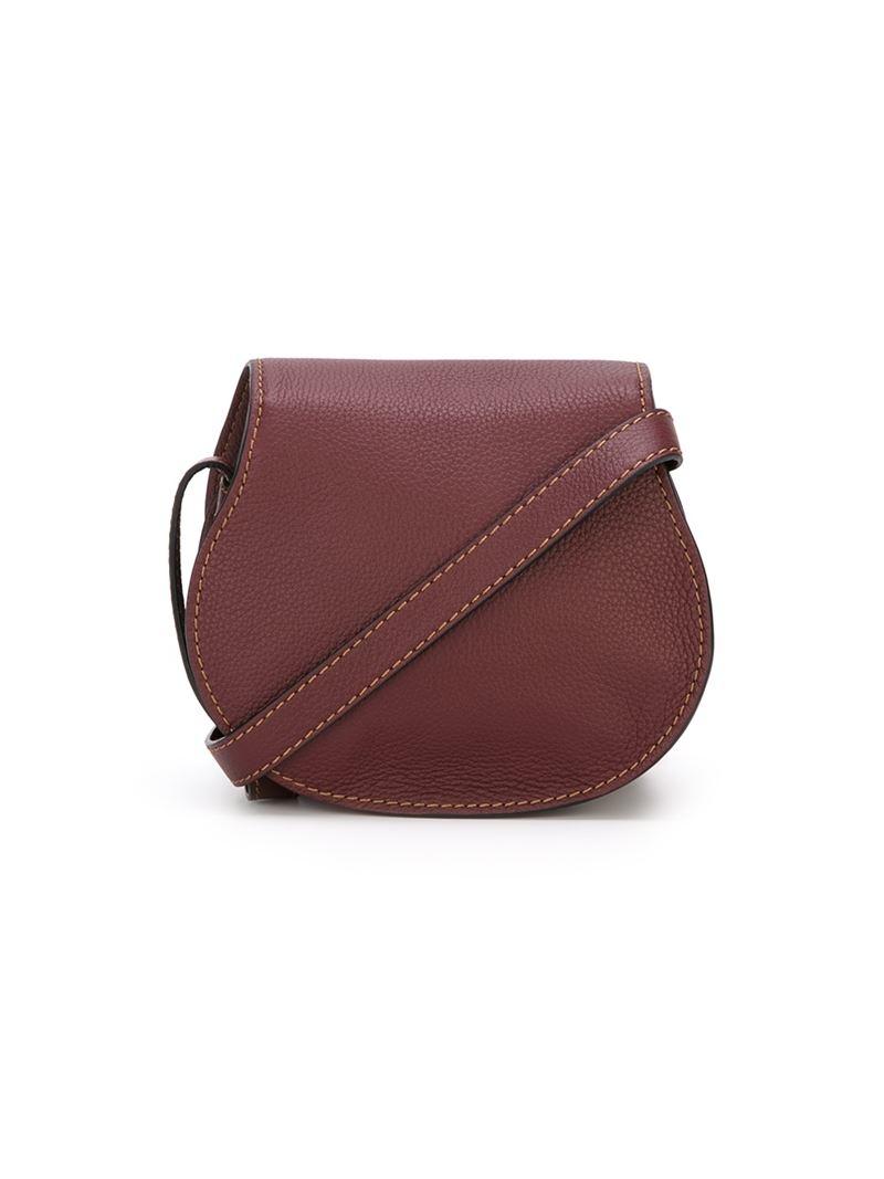 chloe small marcie crossbody bag