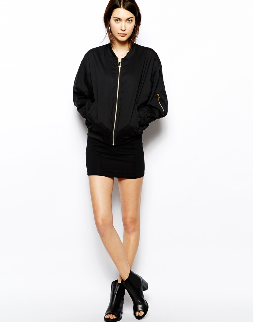 Black bomber jacket cheap – Modern fashion jacket photo blog