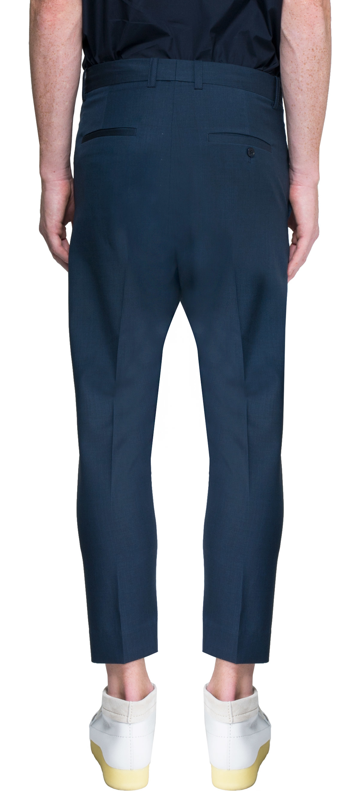3.1 phillip lim Trousers in Blue for Men | Lyst