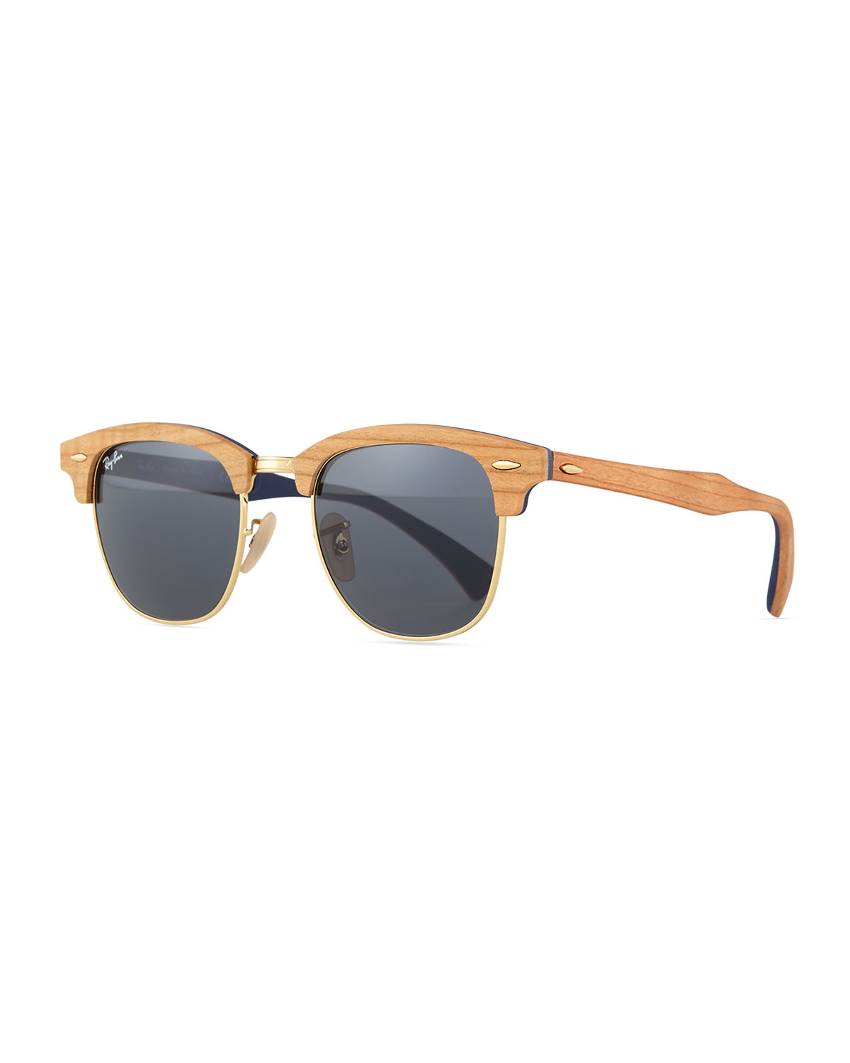 ray ban youngster clubmaster sunglasses  gallery. previously sold at: neiman marcus · men's ray ban clubmaster