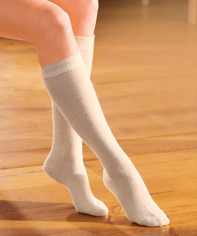 Pack of 2 Ladies Ankle Socks - KL-22