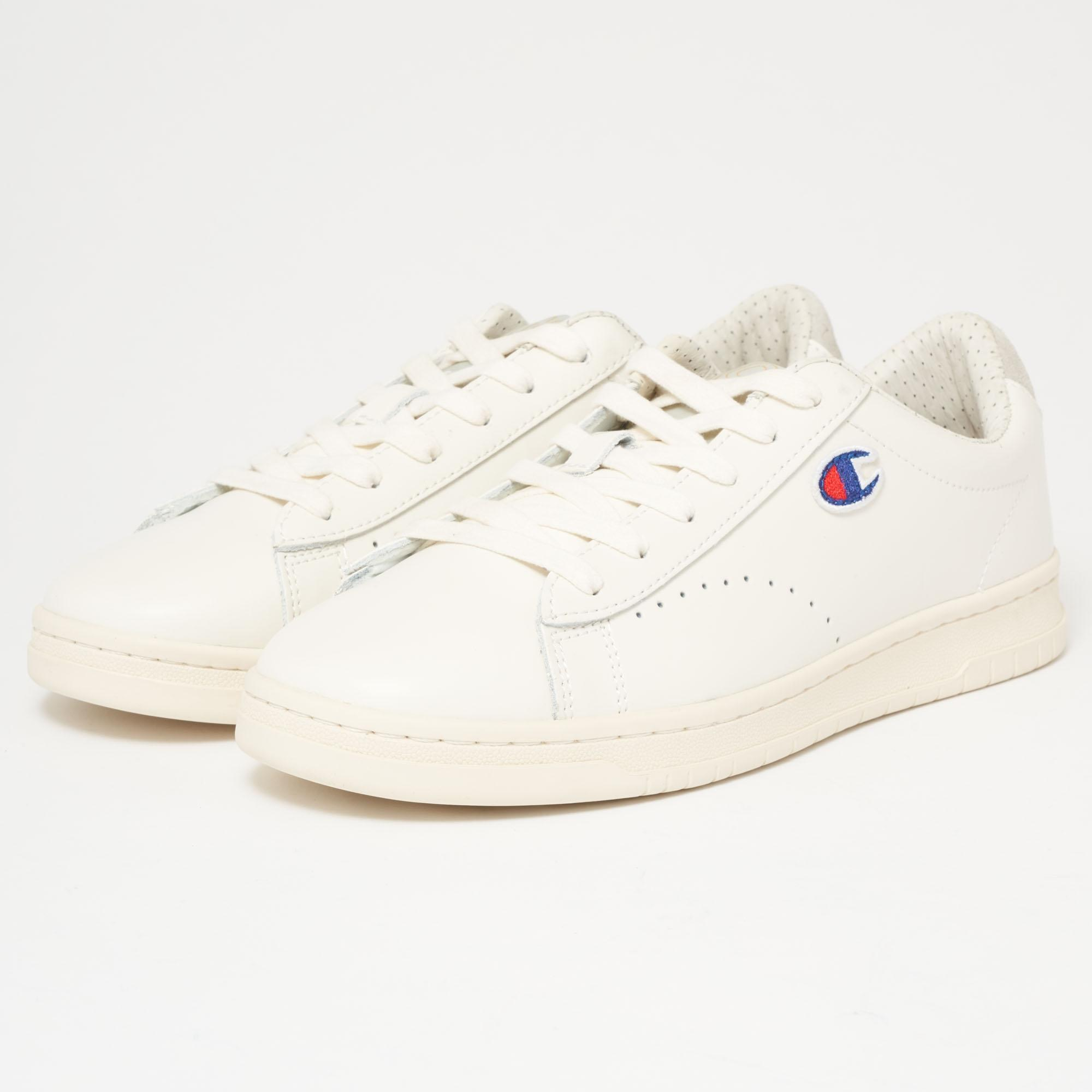 85cf52e0e4a25 Lyst - Champion 919 Low Top  c  Patch Trainers in White for Men ...