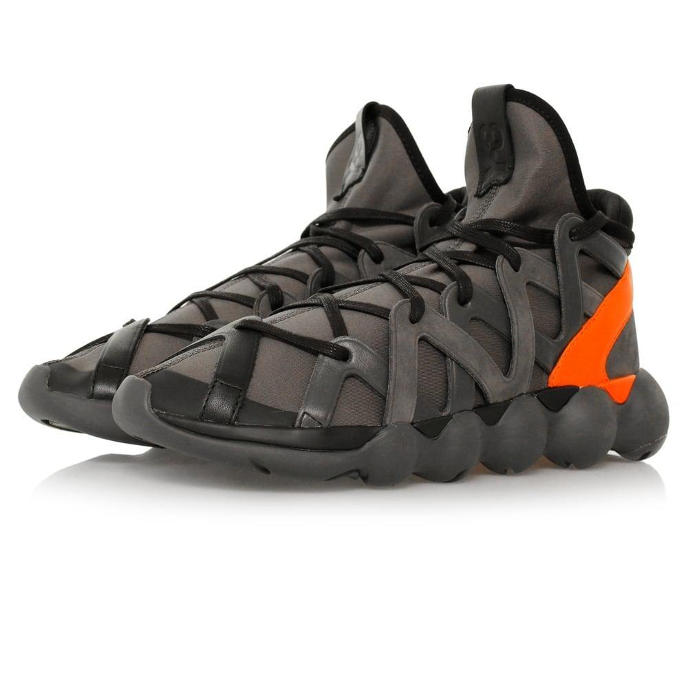 0f3dfd5b5707b Lyst - Y-3 Kyujo High Chamel Orange Shoes Bb4741 in Orange for Men