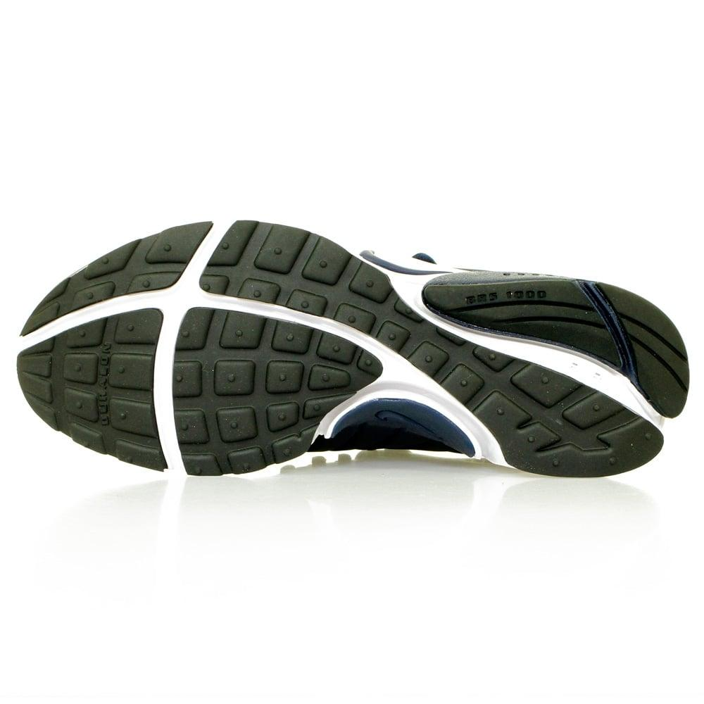 Nike Rubber Air Presto Se Midnight Navy Shoe 848186 400 in Brown for Men
