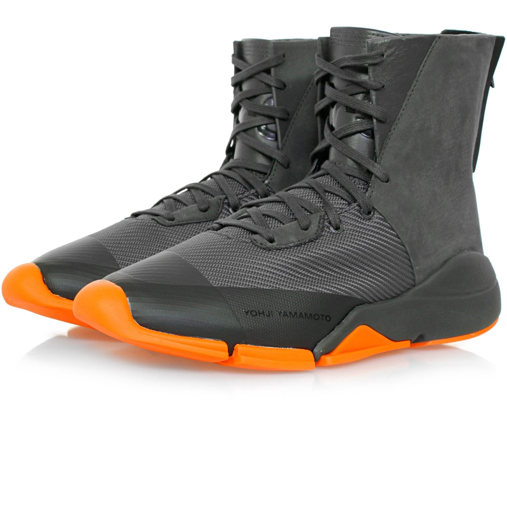 0de70942cfd8a Y-3 Future Zip High Chamel Boot Bb4806 for Men - Lyst