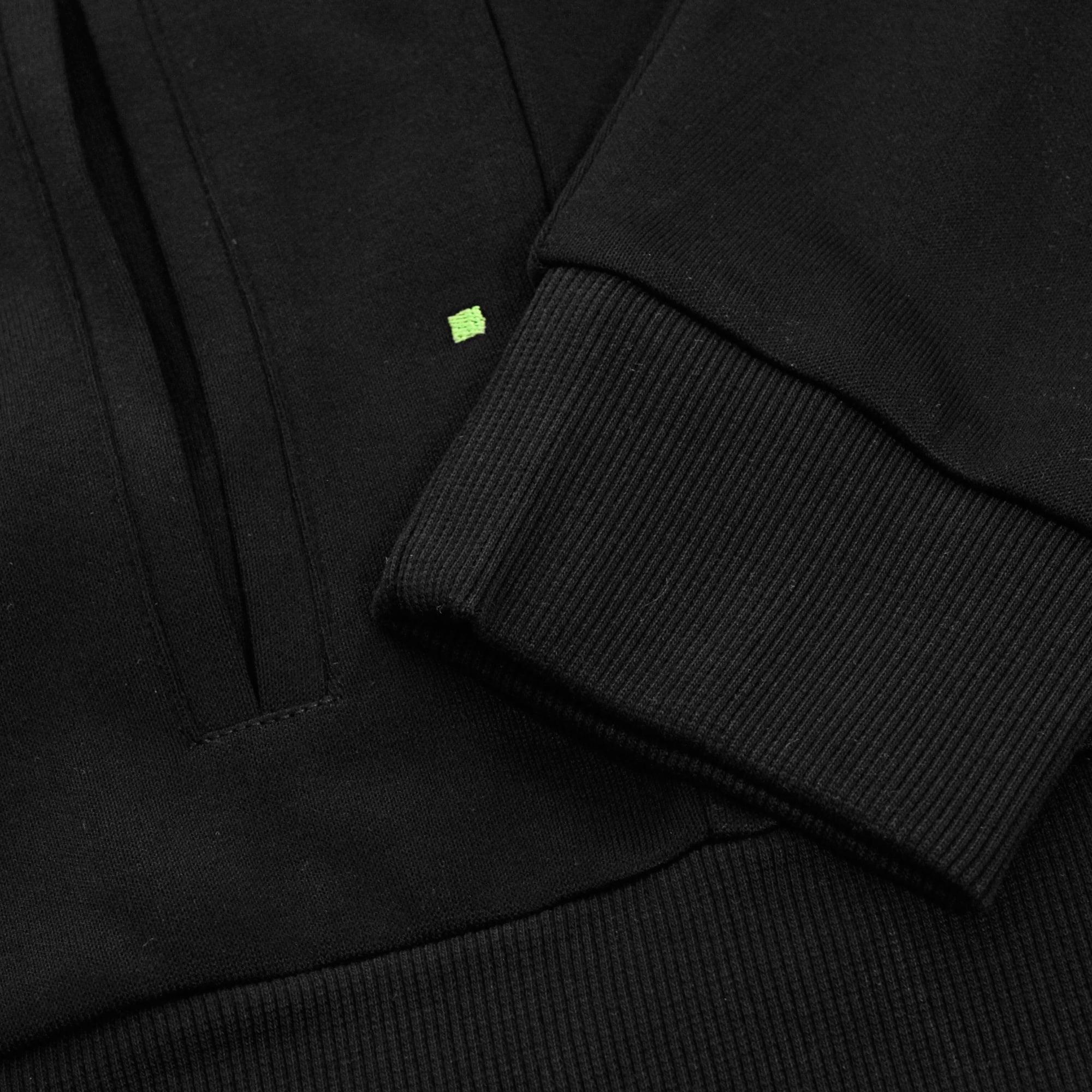 5fc075a94a6 Lyst - BOSS Green Hugo Boss Skaz Black Track Top 50324768 in Black ...