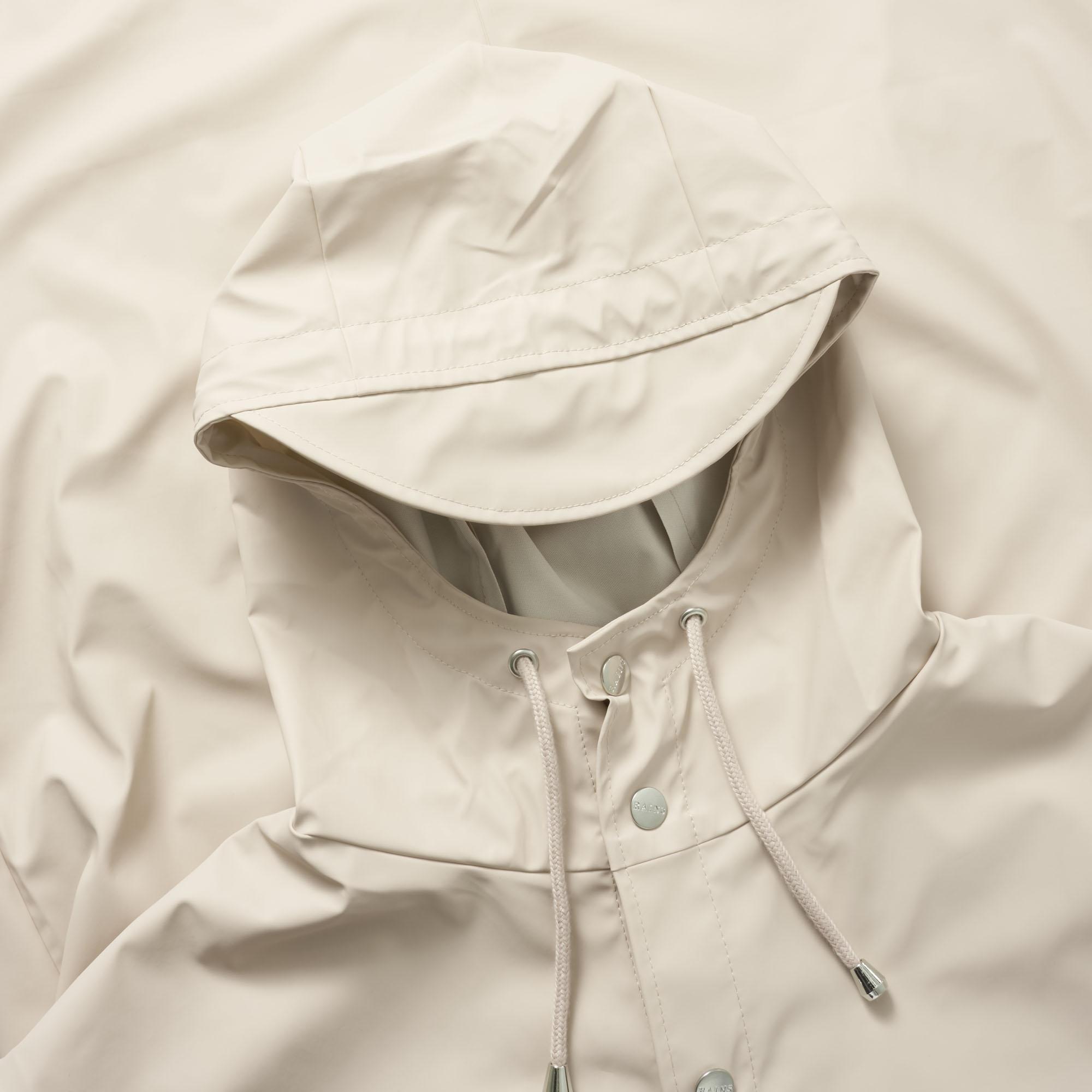 Rains Denim Moon Long Jacket in Natural for Men