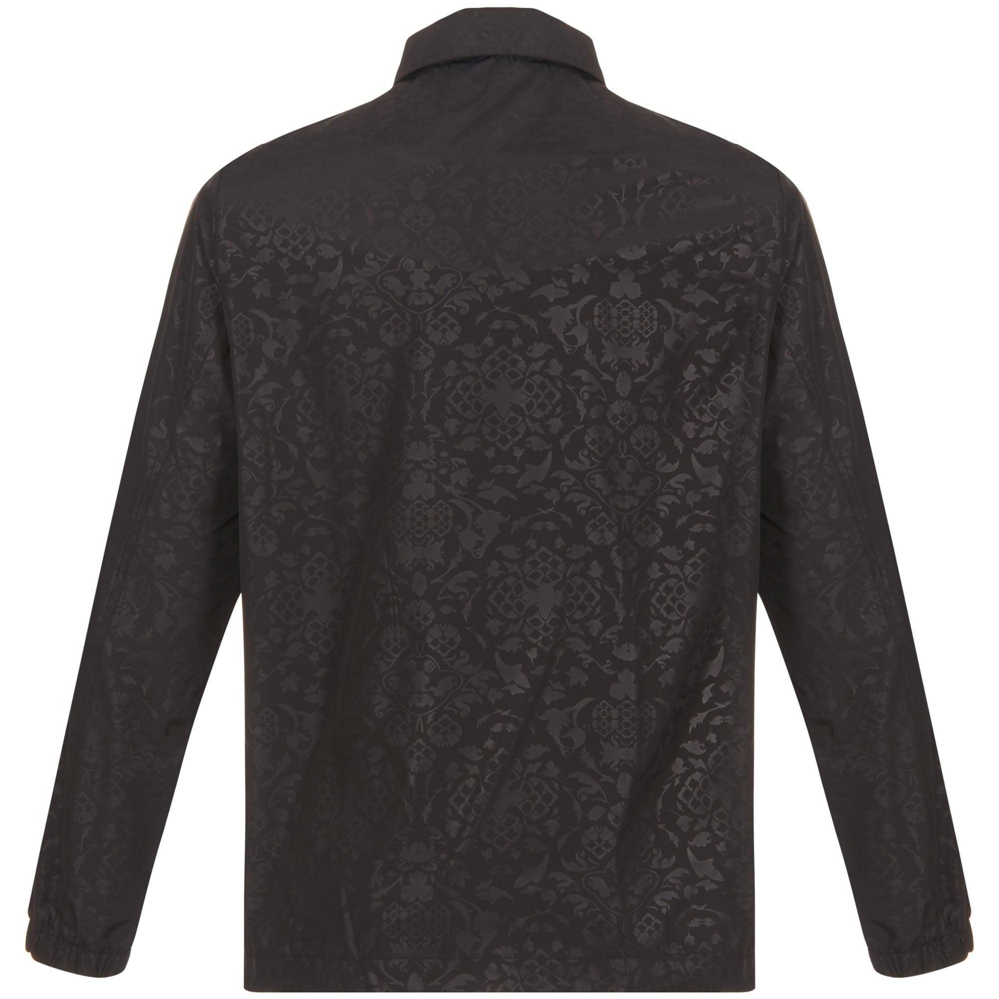 adidas Originals Adidas Half Zip Ob Coach Black Jacket Cf5317 for Men