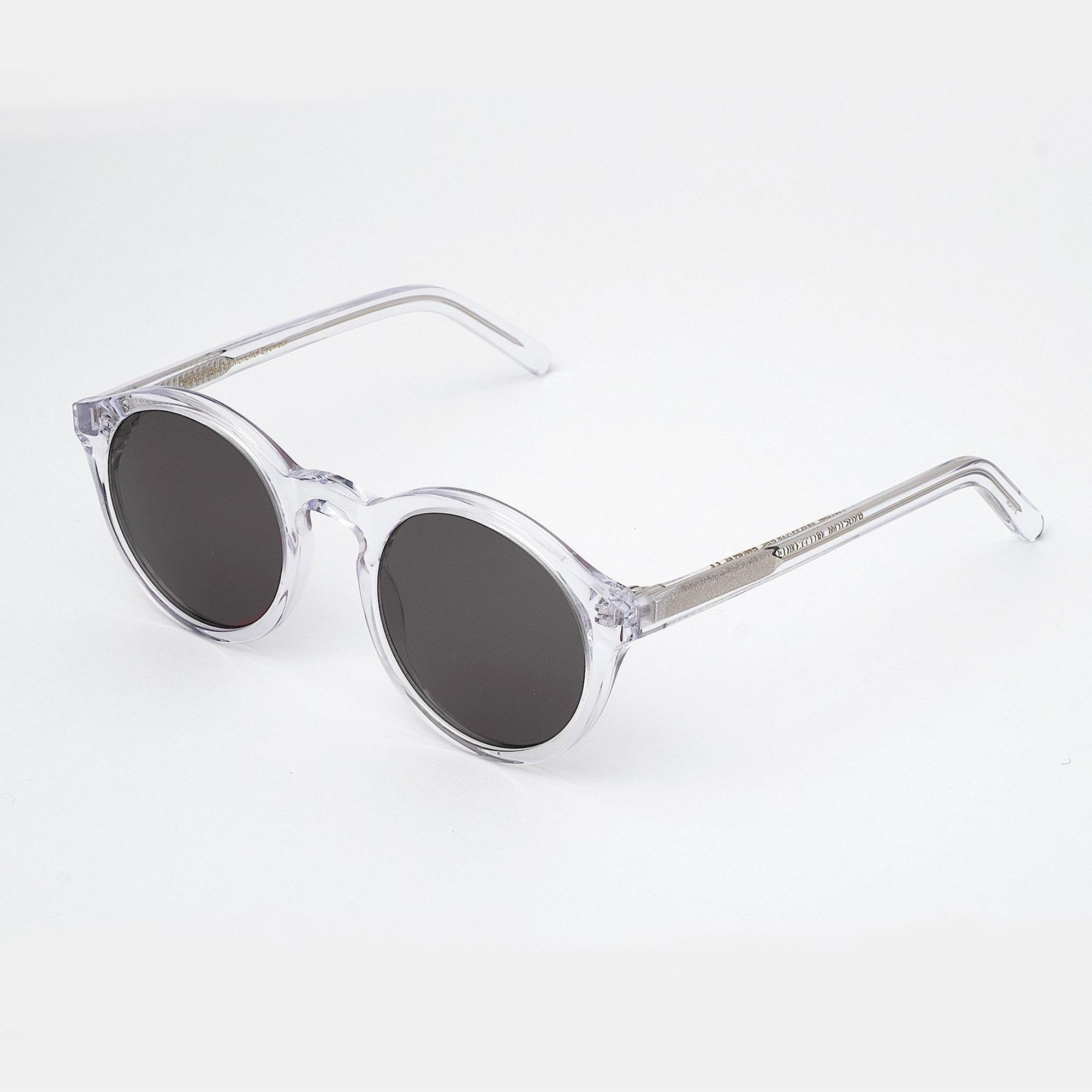 Monokel Leather Barstow Sunglasses for Men