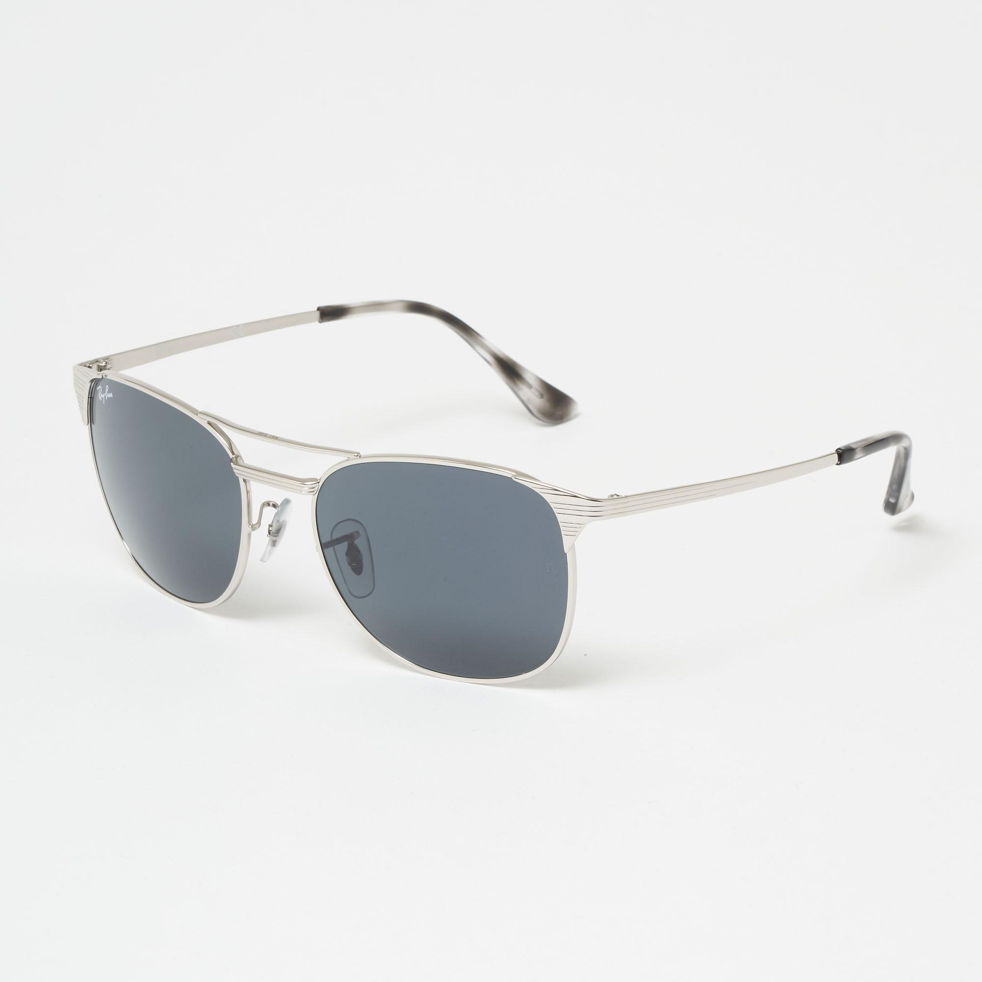 4c7ffd400e Lyst - Ray-Ban Signet Sunglasses - Blue gray Classic Lenses in Blue