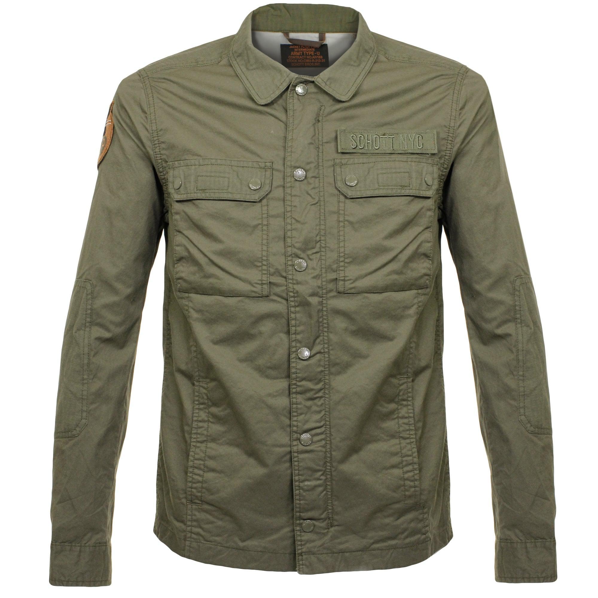 Dating of Schott jackets