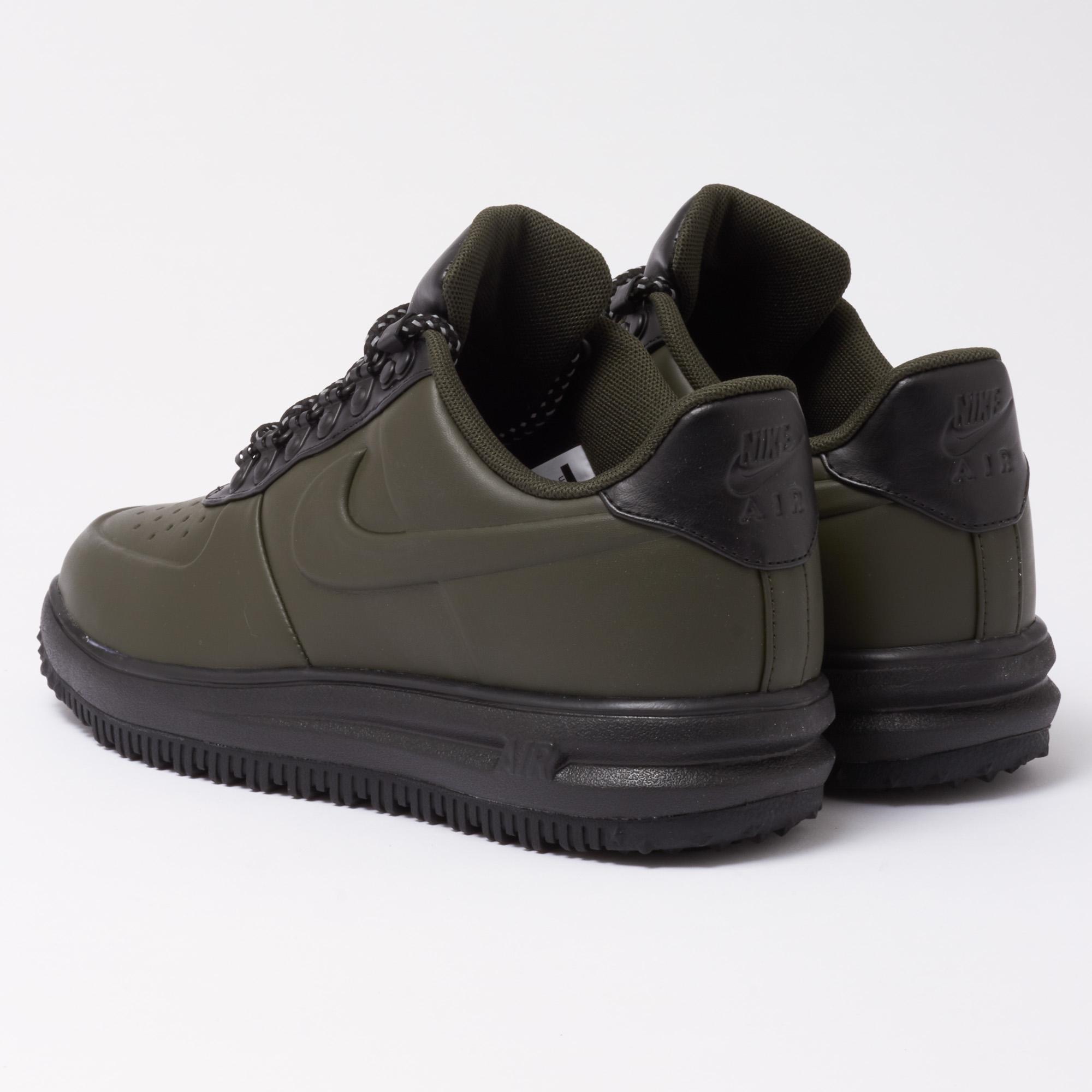 cb061b9f96e465 Lyst - Nike Lunar Force 1 Duckboot Low - Sequoia in Black for Men