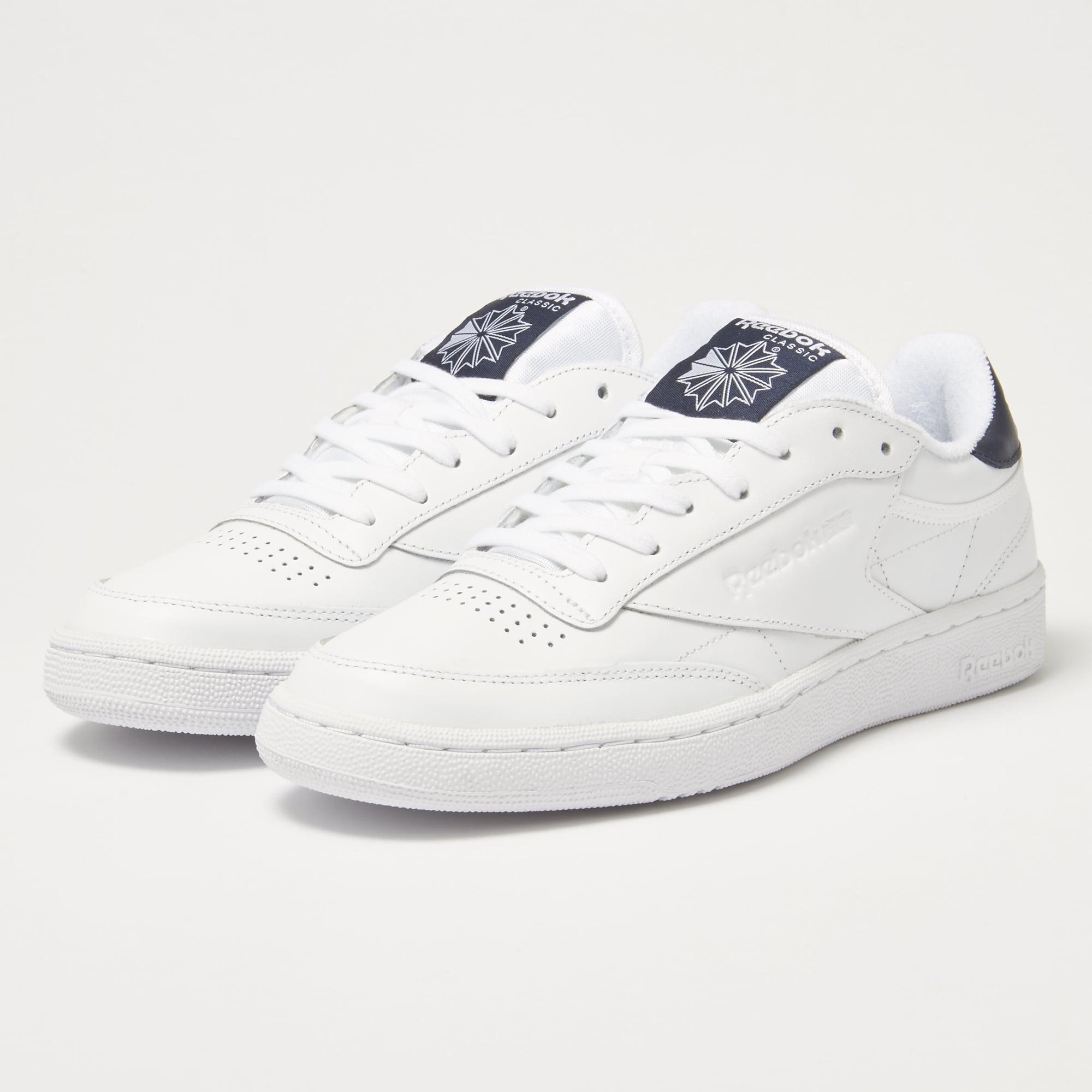 Abstand wählen Großhandelsverkauf moderner Stil Club C85 El White Sneakers Bd5688