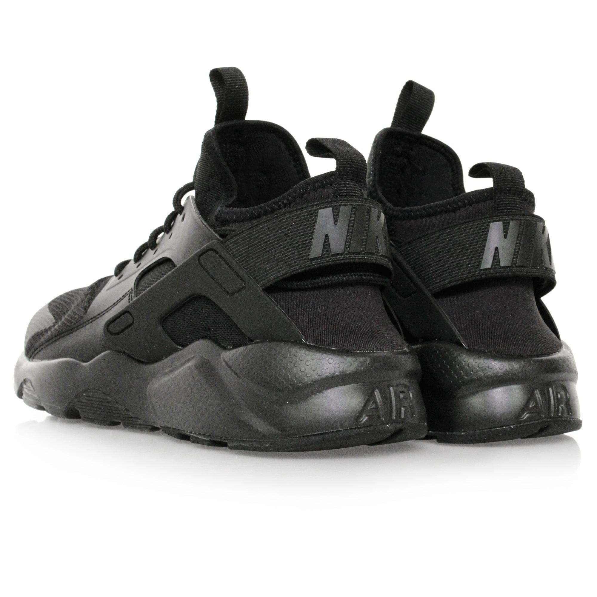 82350fb249 Nike Air Huarache Run Ultra Black Shoe 819685 002 in Black for Men ...