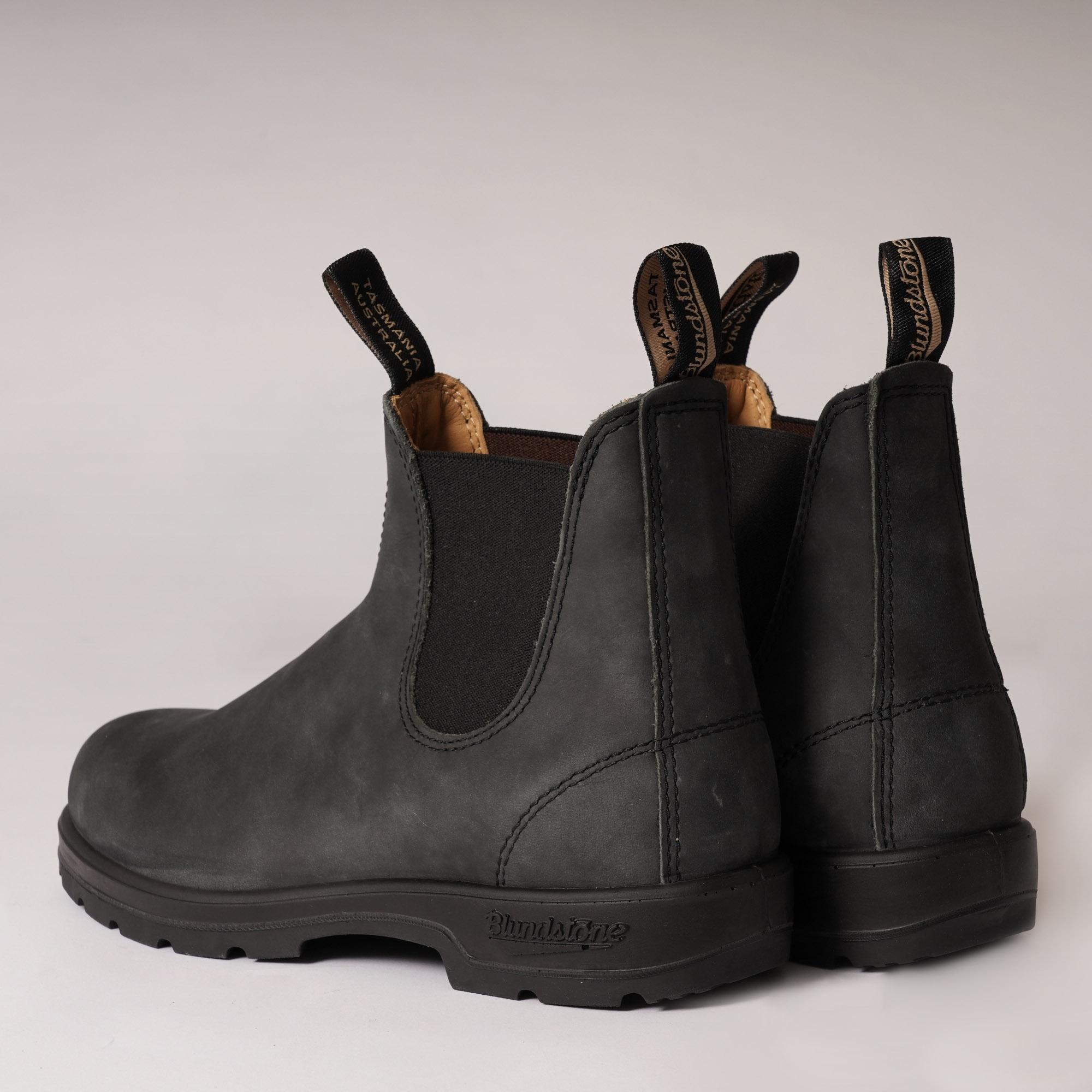 31312b2c8dc4 Blundstone - Black 587 Chelsea Boots for Men - Lyst. View fullscreen