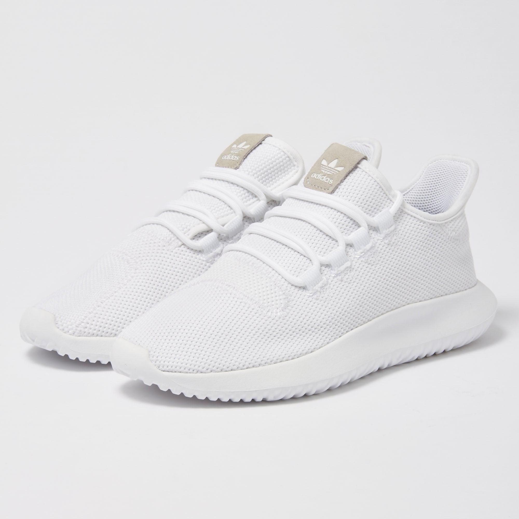 Lyst - adidas Originals Tubular Shadow - Ftw White in White 42388f76f