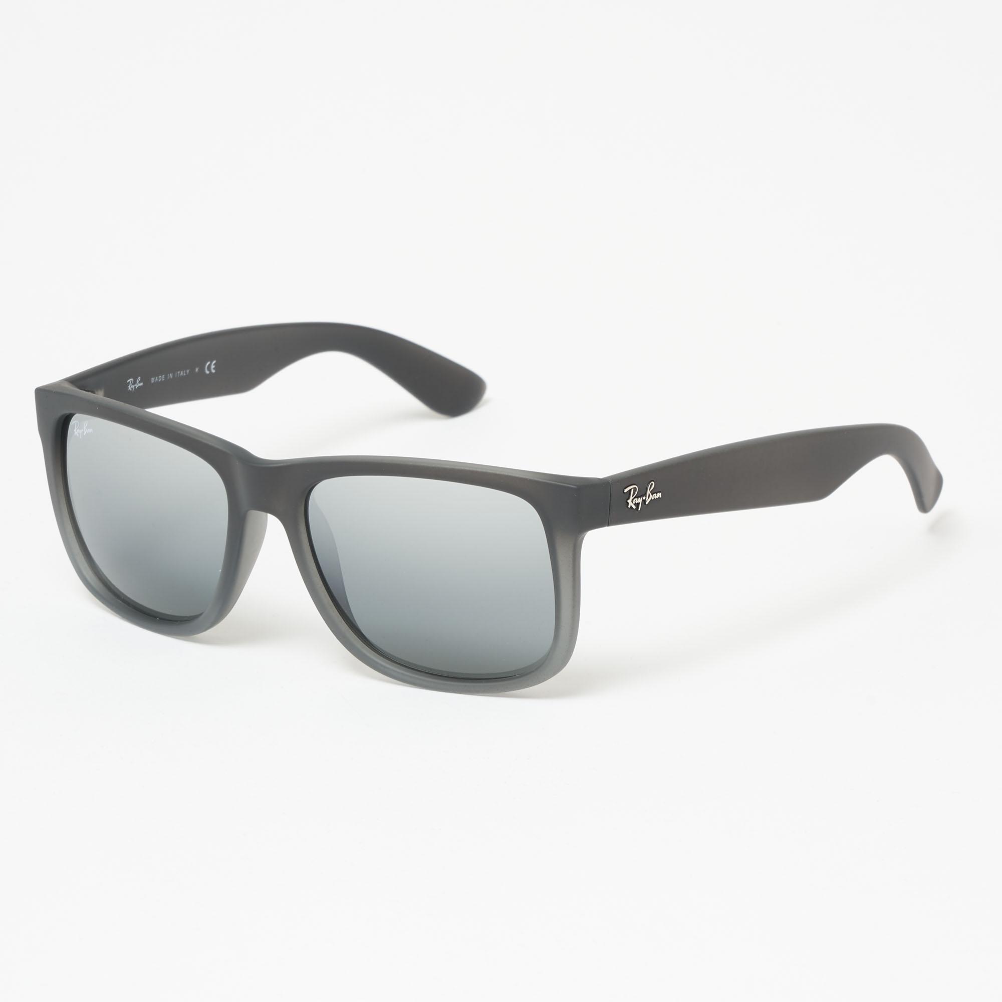 73883a365b ... cheap ray ban. womens metallic justin sunglasses silver gradient mirror  lenses ce12b 0b5c1