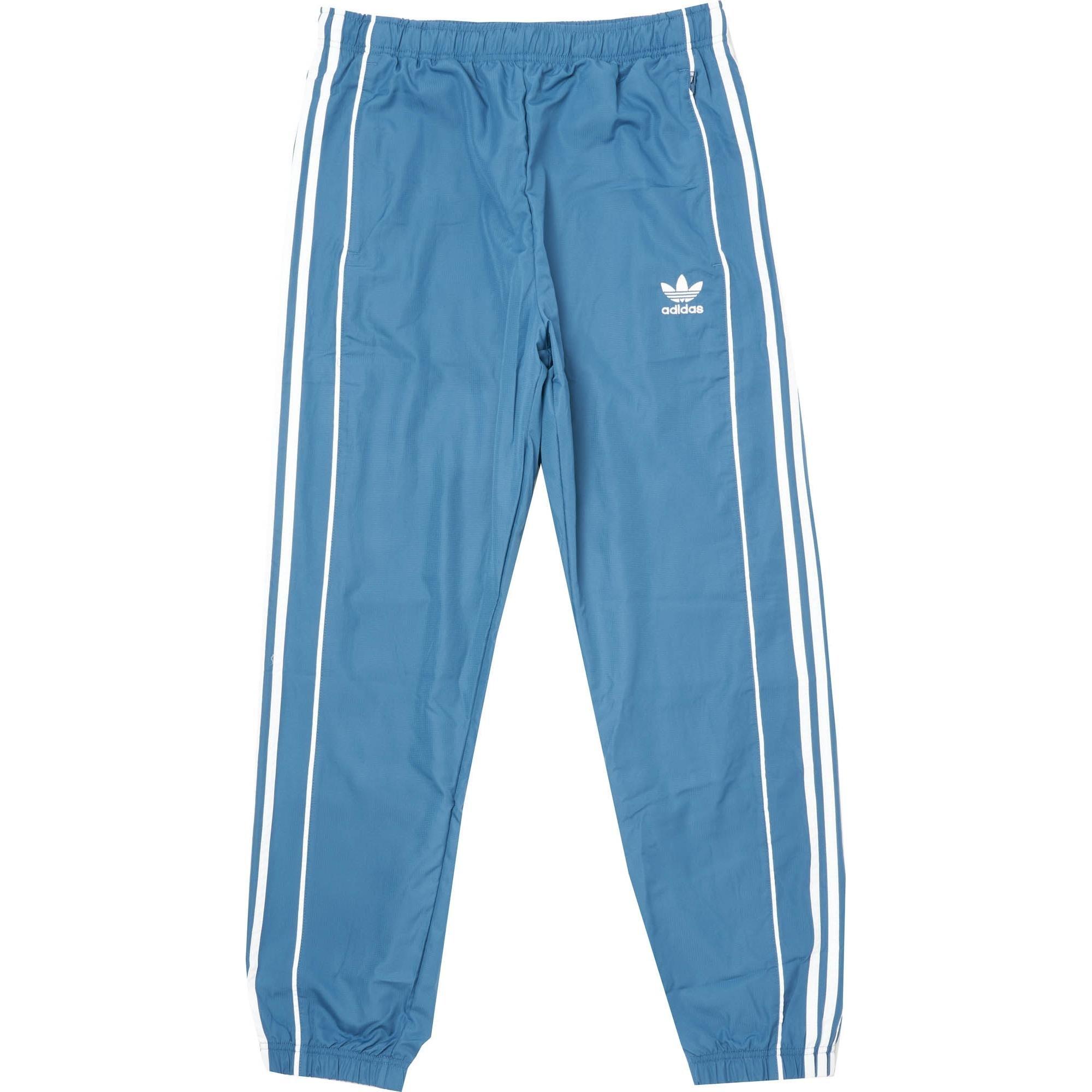 Adidas Originals Blue Authentic Wind Track Pants