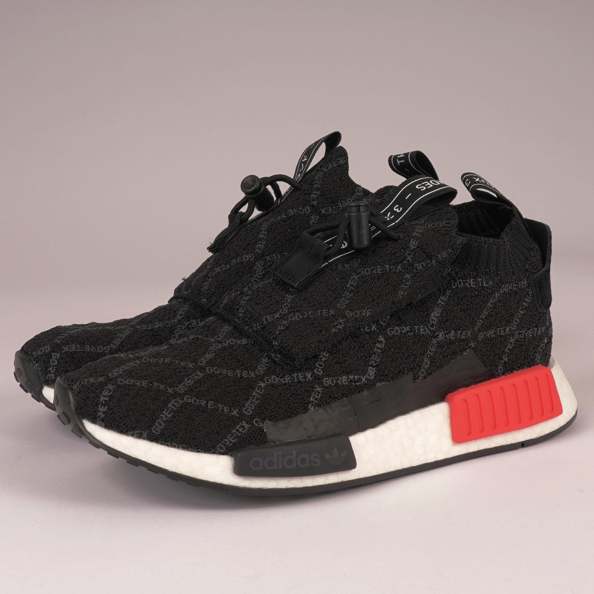 183253666e0be Lyst - adidas Originals Nmd ts1 Primeknit Gtx in Black for Men